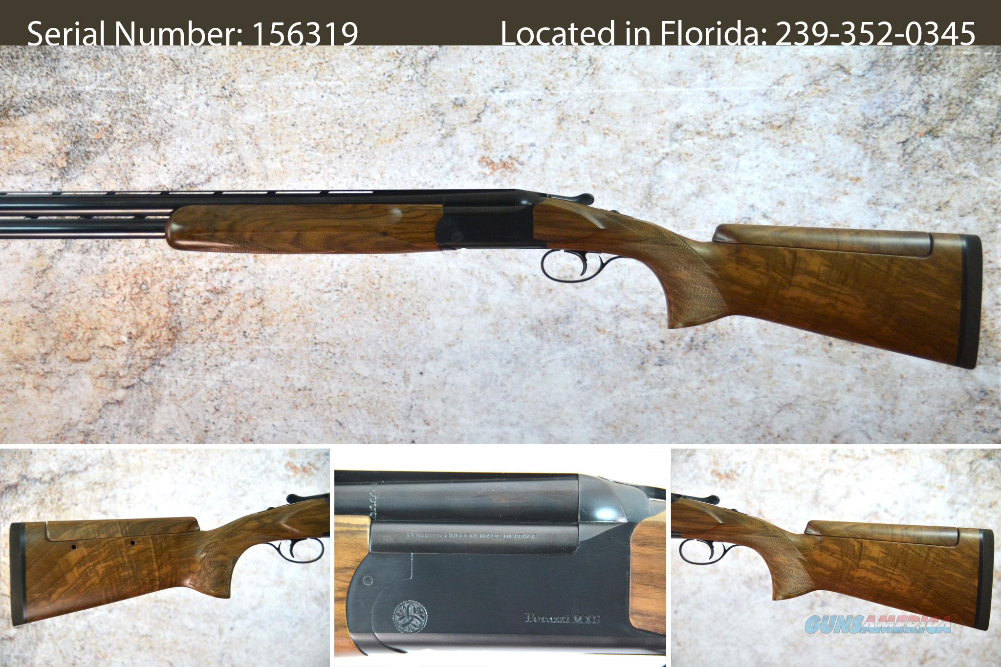 "Perazzi MXS 12g 32"" Sporting New Design! SN: 156319 Call for our price!  Guns > Shotguns > Perazzi Shotguns"