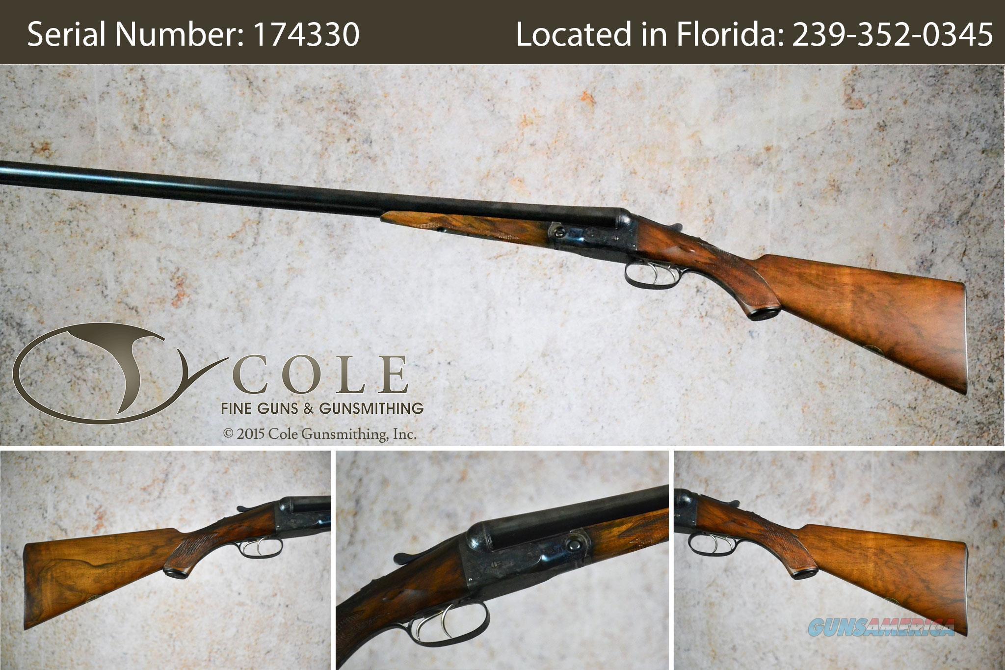 "Parker VHE Titanic Steel Field 12g 30"" SN:174330~~Pre-Owned~~  Guns > Shotguns > Parker Shotguns"