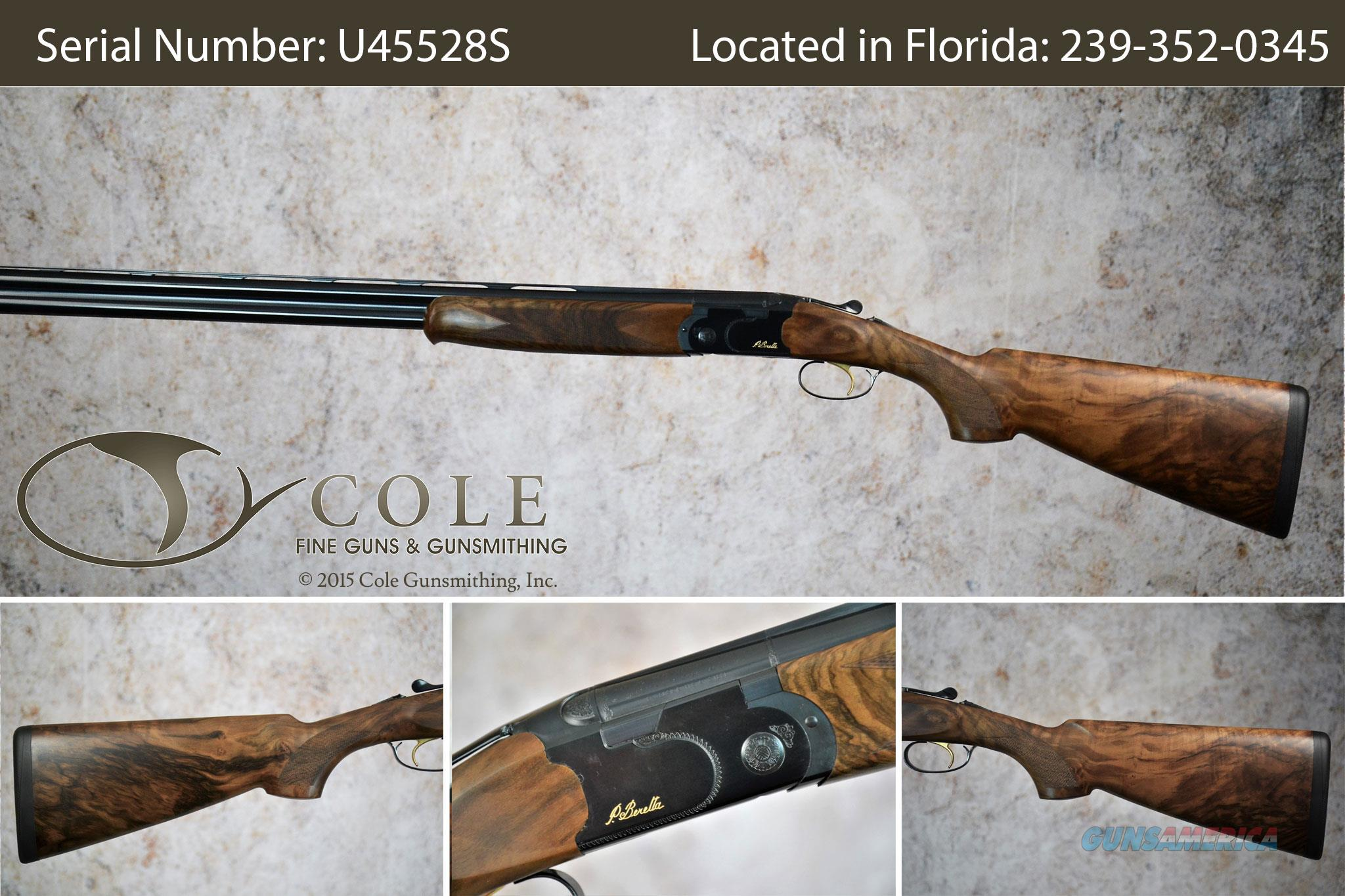 """Beretta Onyx Pro Field 20g 28""""  SN:#U45528S   Guns > Shotguns > Beretta Shotguns > O/U > Hunting"""