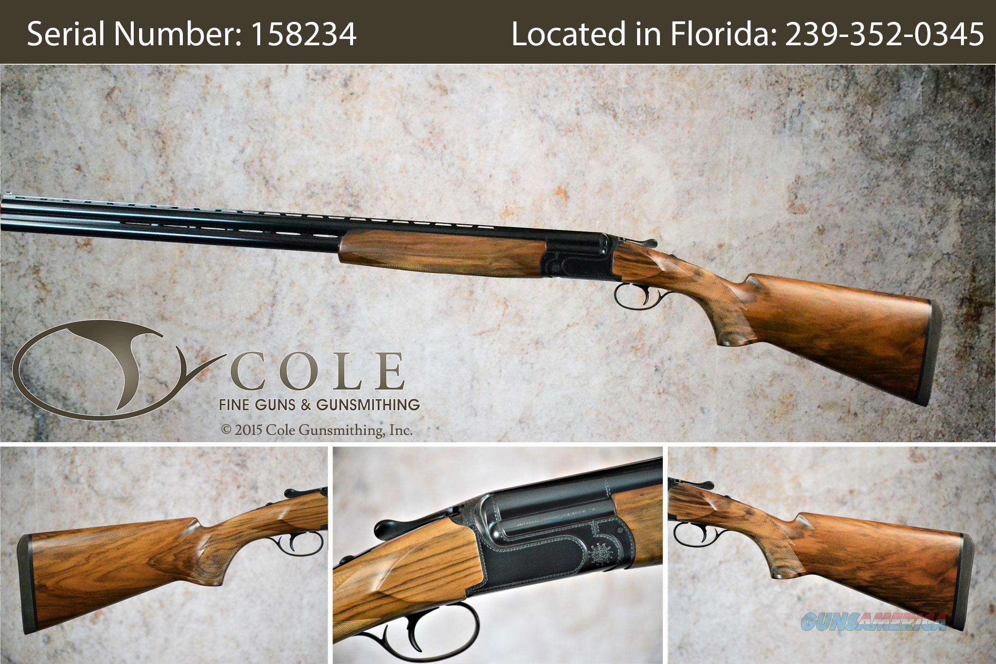 """Parazzi MX12 Sporting 12g 30"""" SN:#158234  Guns > Shotguns > Perazzi Shotguns"""