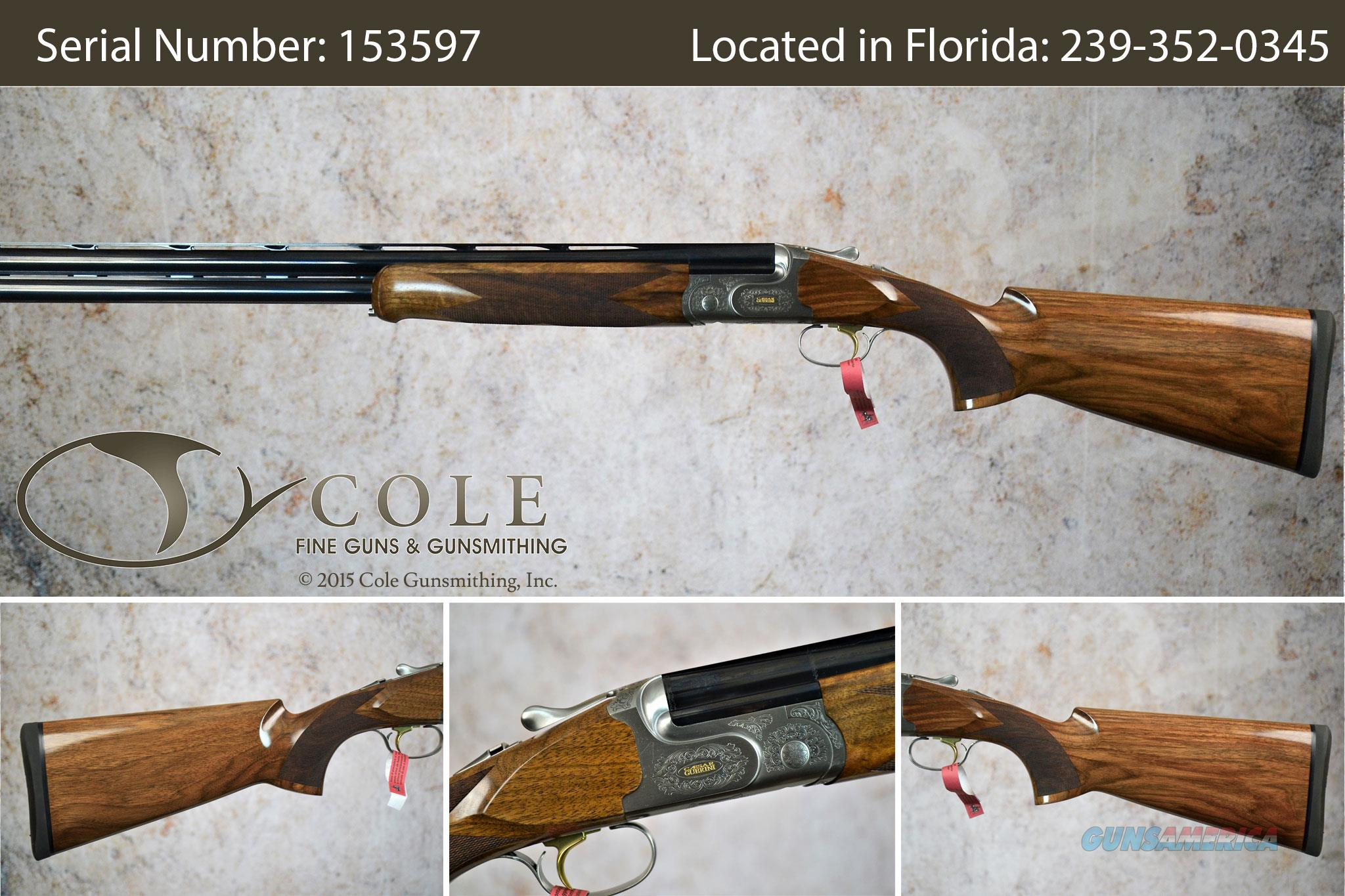 "Caesar Guerini Summit Sporting 12g 32"" SN:#153597 ~~Call for price~~  Guns > Shotguns > Guerini Shotuns"