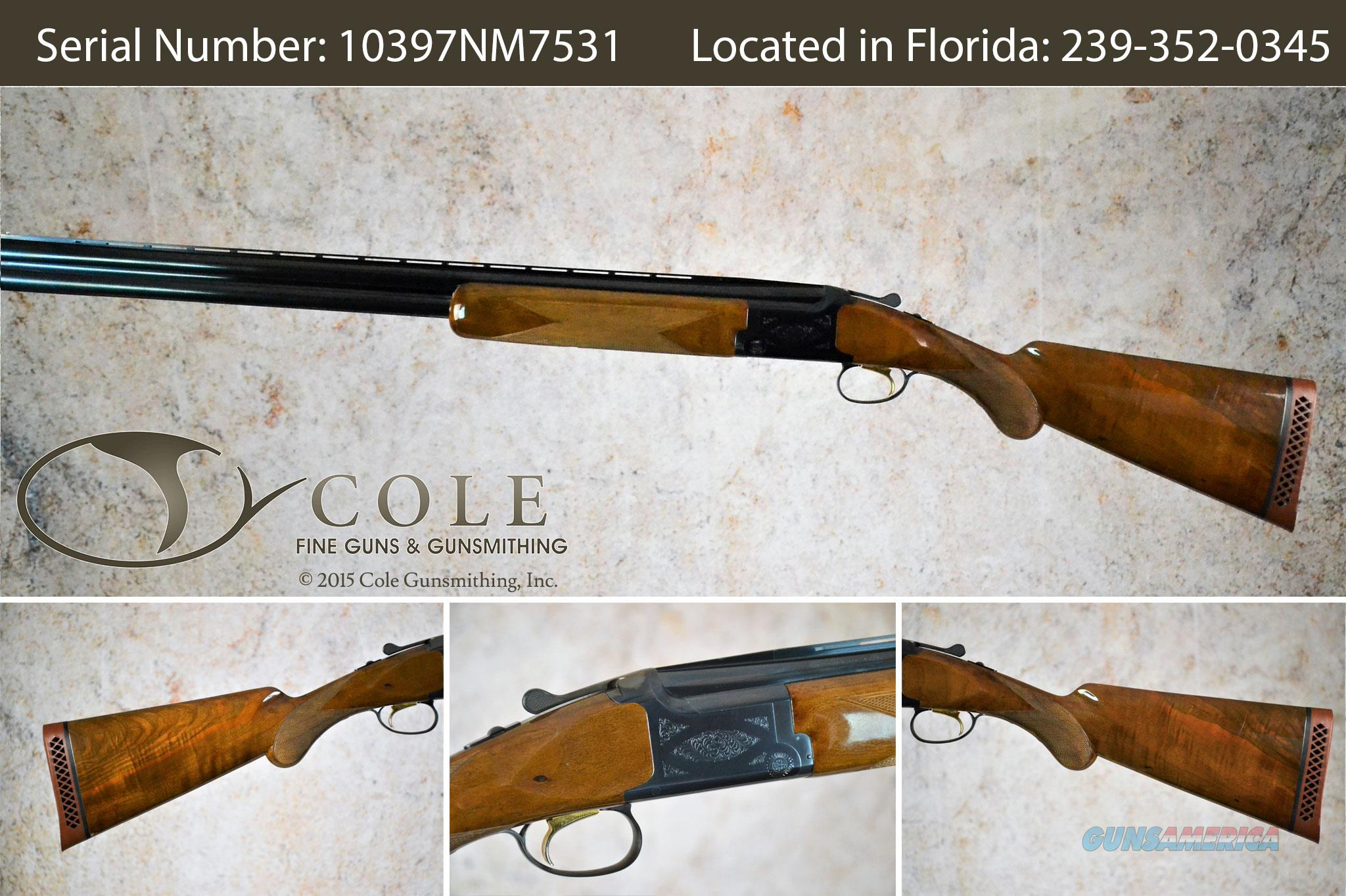 """Browning Citori Field 12g 28"""" SN:#10397NM7531~~Pre-Owned~~  Guns > Shotguns > Browning Shotguns > Over Unders > Citori > Hunting"""