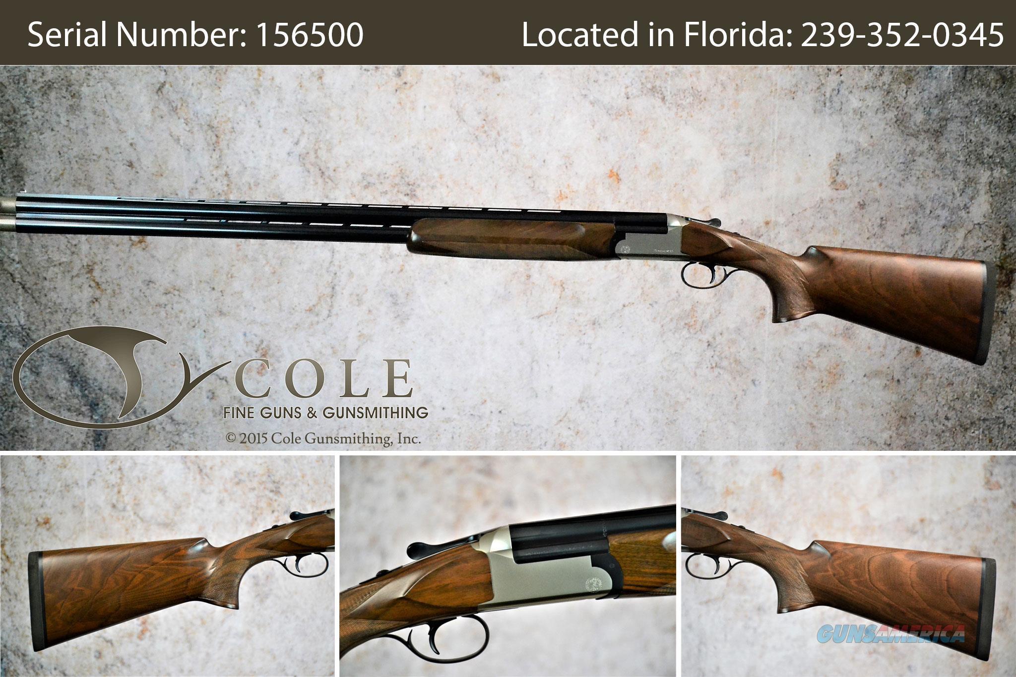 """Perazzi Cole Exclusive MXS Sporting 12g 32"""" SN: 156500~~Special Pricing~~  Guns > Shotguns > Perazzi Shotguns"""
