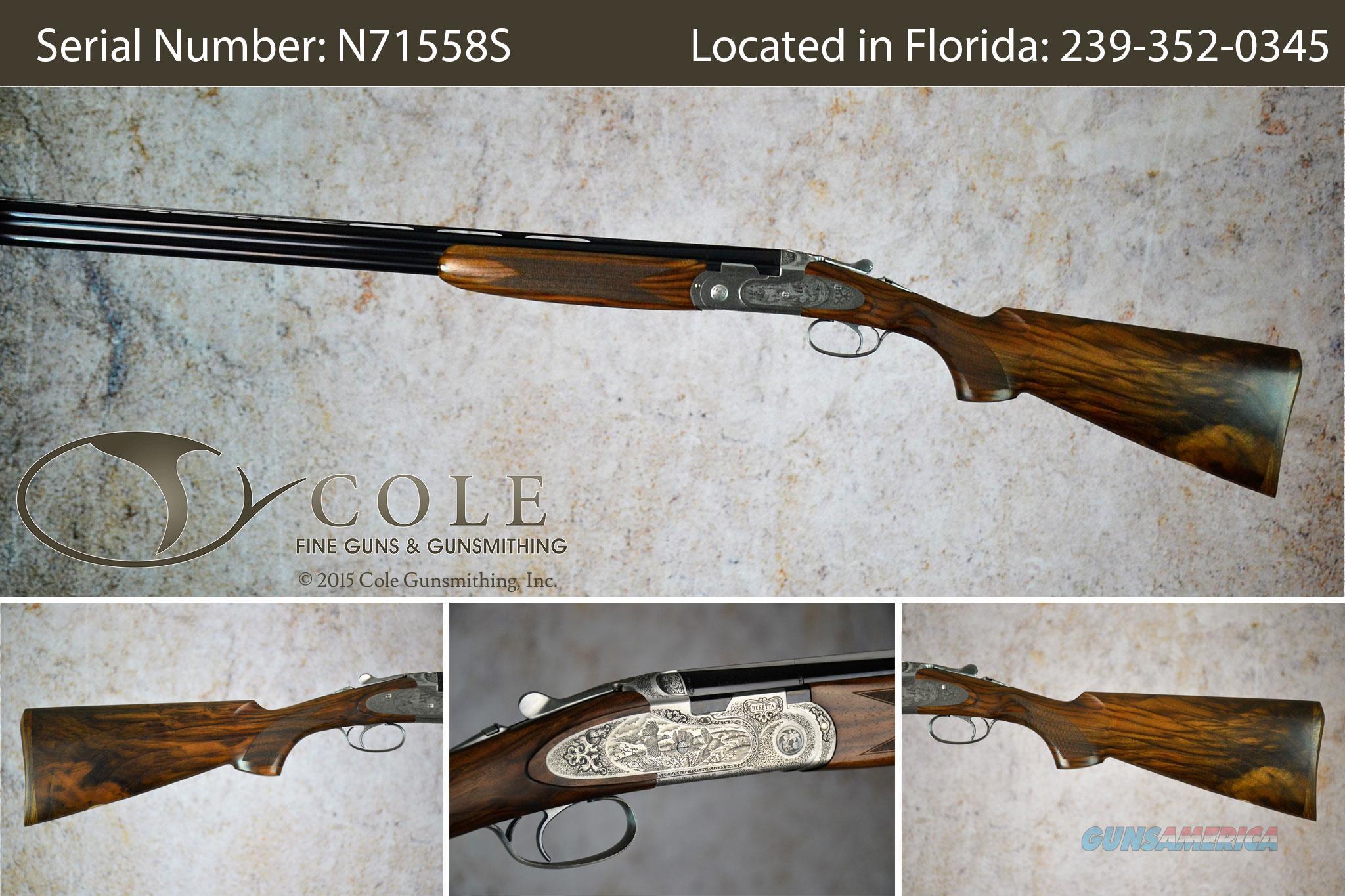 "Beretta 687 EELL Diamond Pigeon Field 20g 28"" SN:#N71558S  Guns > Shotguns > Beretta Shotguns > O/U > Hunting"