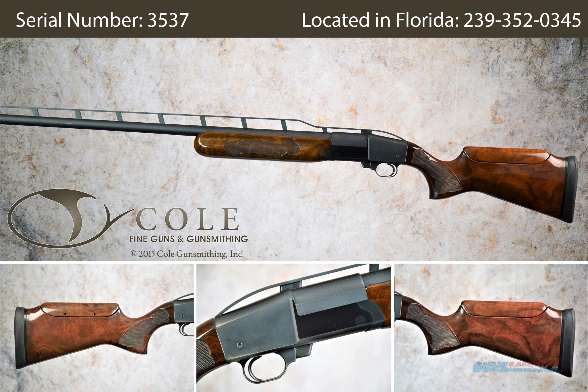 "Ljutic Mono Gun Trap 12g 34"" SN:#3537 ~~Pre-Owned~~  Guns > Shotguns > Ljutic Shotguns"