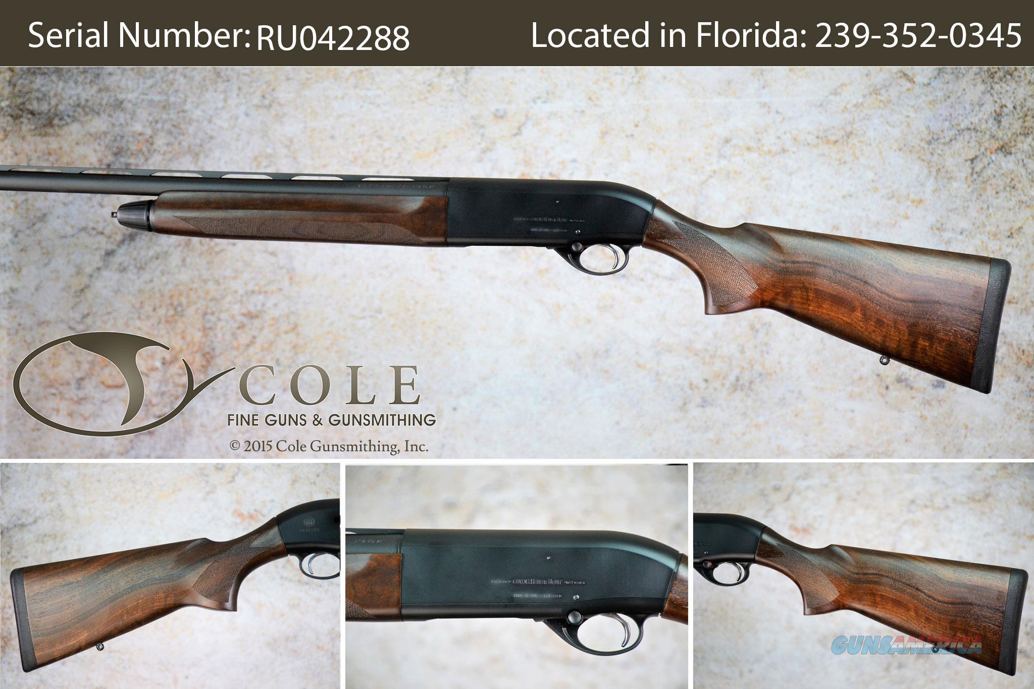 "Beretta A300 Field 12g 28"" New Shotgun SN: RU042288    Guns > Shotguns > Beretta Shotguns > Autoloaders > Hunting"
