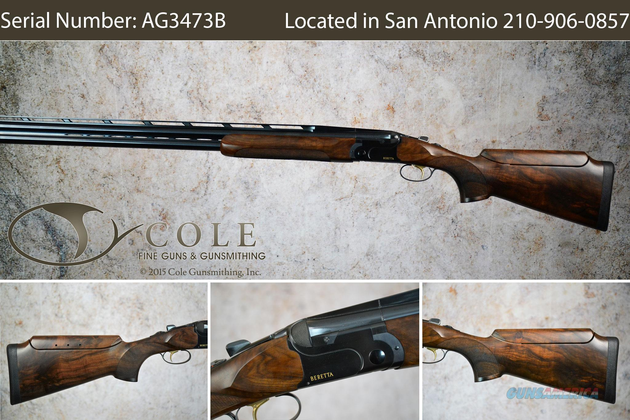 "Beretta DT10 Trap 12g 32"" SN:#AG3473B ~~Y2-Gun~~At Our San Antonio Store~~  Guns > Shotguns > Beretta Shotguns > O/U > Trap/Skeet"