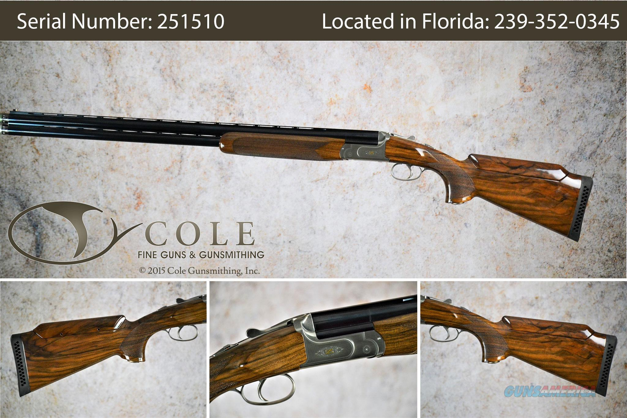"Zoli Z-Bella FR Sporting 12g 30"" SN:#251510  Guns > Shotguns > XYZ Misc Shotguns"