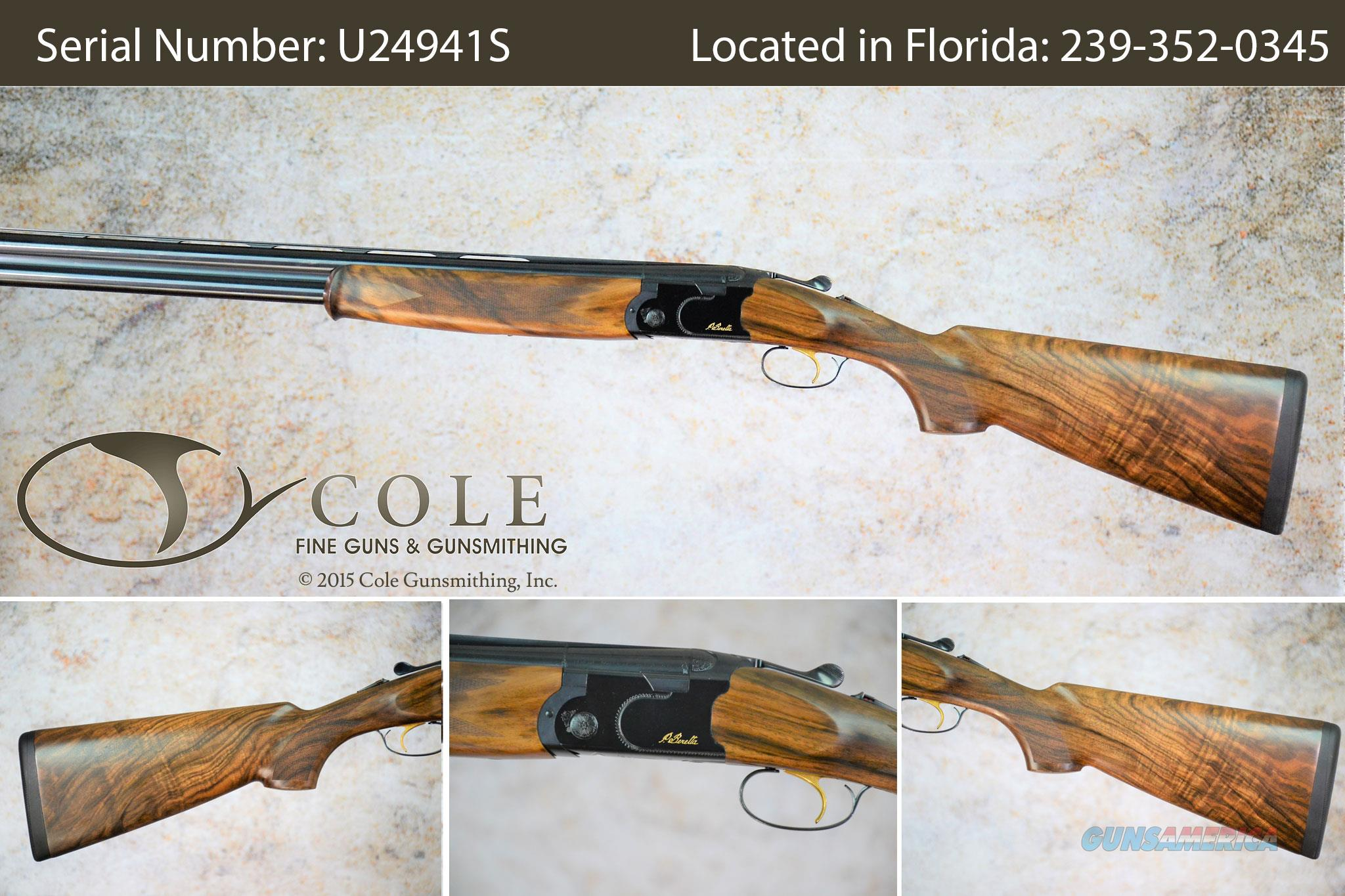 "Beretta 686 Onyx Pro 12g 28"" Field Shotgun SN: U24941S ~Call For Price  Guns > Shotguns > Beretta Shotguns > O/U > Hunting"