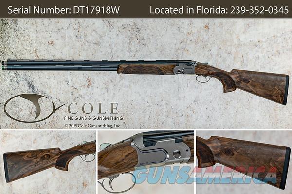 "Beretta DT-11 LEFT HAND Sporting 12ga 32"" SN:#DT17918W  Guns > Shotguns > Beretta Shotguns > O/U > Trap/Skeet"