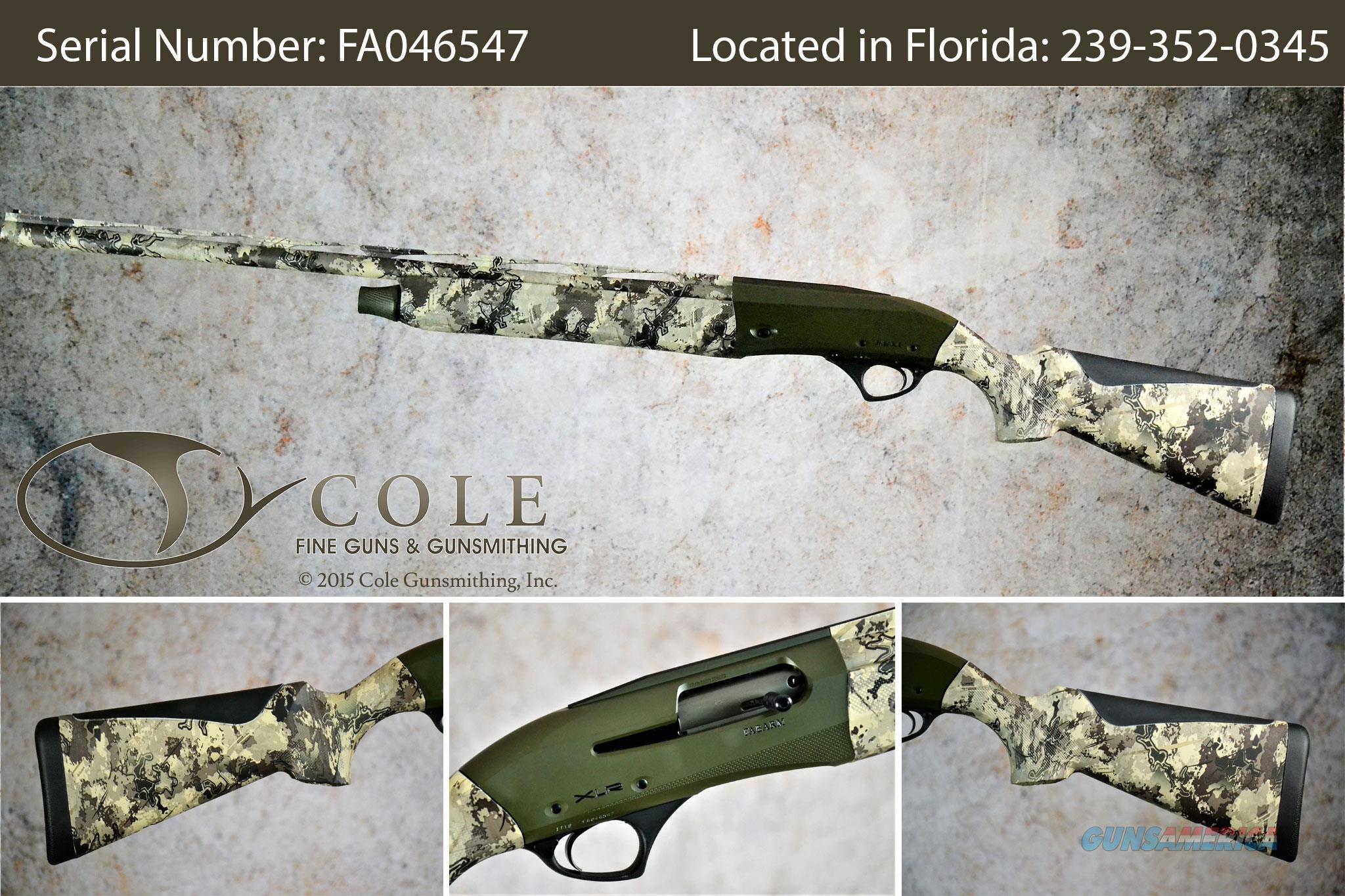 """Fabarm XLR5 Water Fowler Field 12g 28"""" SN:#FA046547  Guns > Shotguns > Fabarm (HK) Shotguns"""
