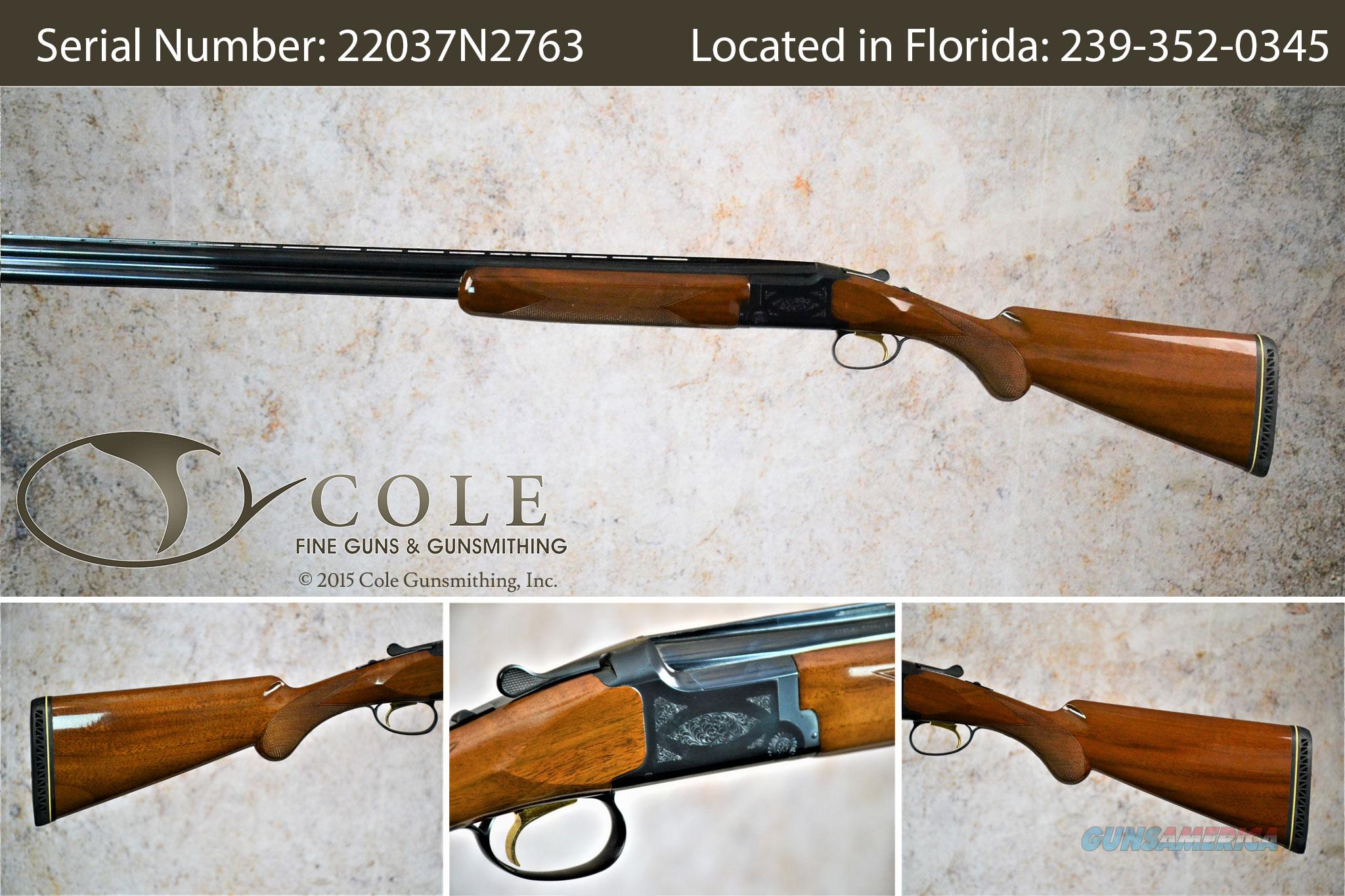 "Browning Citori Field 20g 28"" SN:#22037N2763~~Pre-Owned~~  Guns > Shotguns > Browning Shotguns > Over Unders > Citori > Hunting"