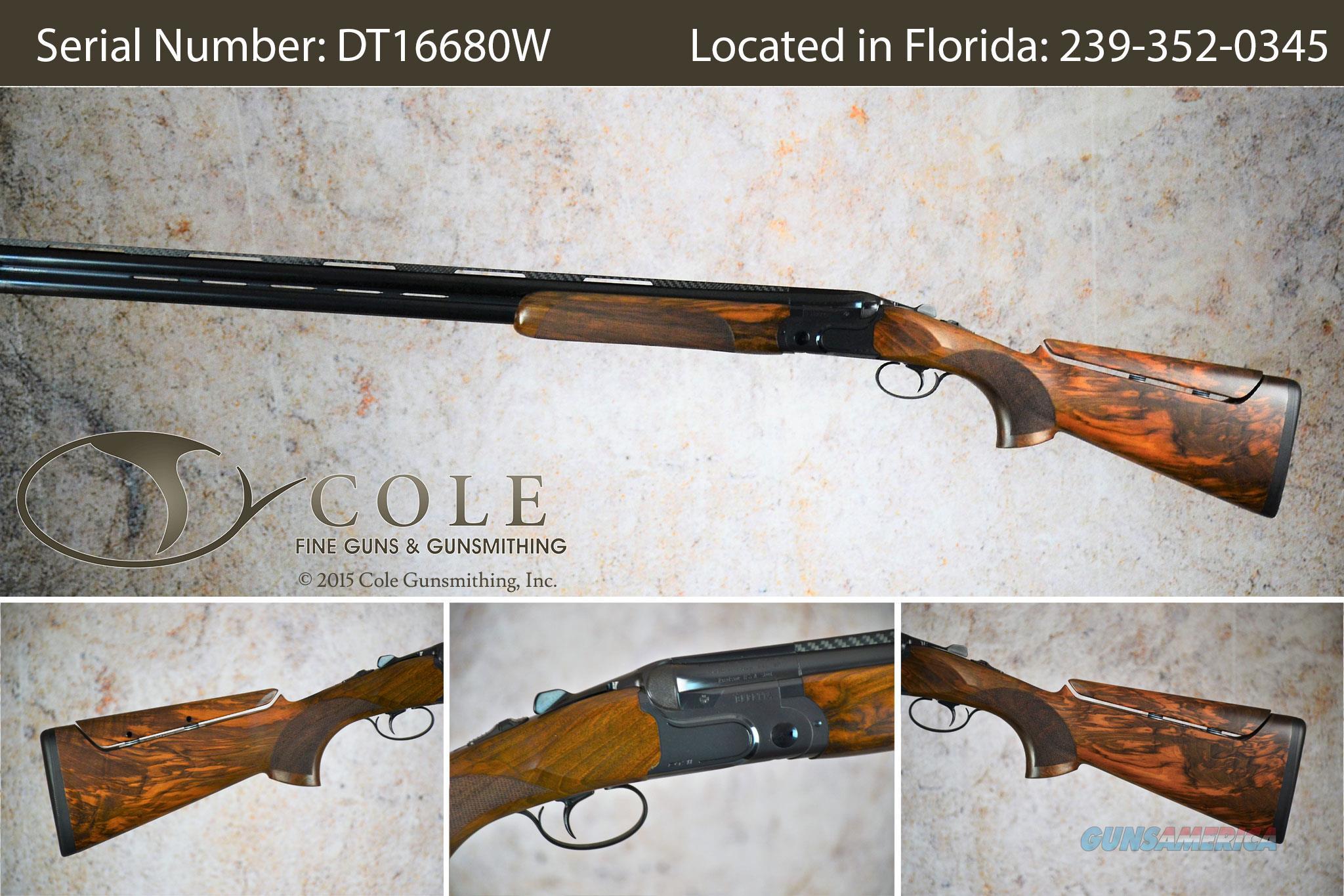 "Beretta DT11 Black Sporting 12g 32"" SN:#DT16680W~~With B-Fast~~  Guns > Shotguns > Beretta Shotguns > O/U > Trap/Skeet"