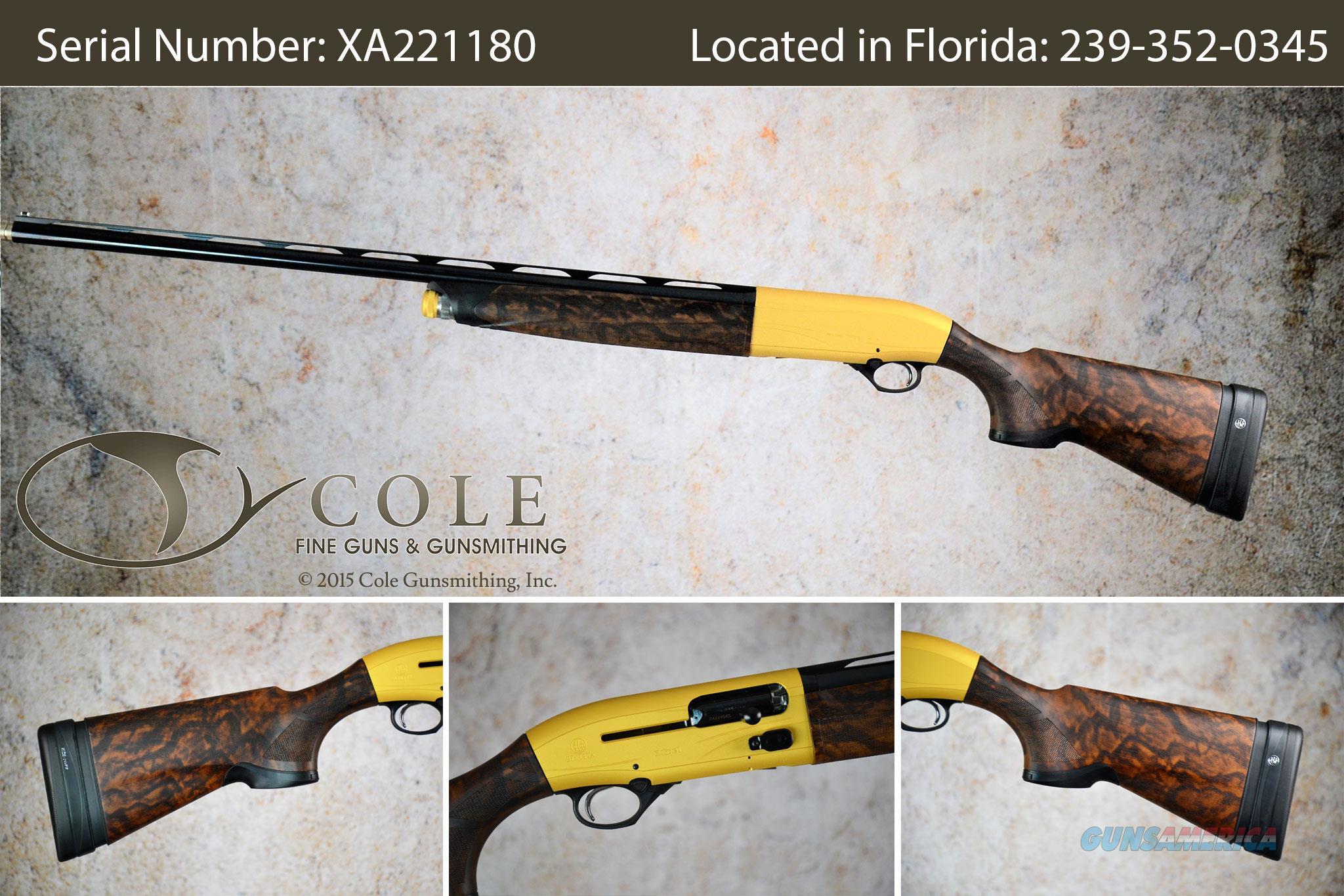 "Beretta A400 Cole Xcel Pro 12g 30"" Sporting with Kick Off SN:#XA221180  Guns > Shotguns > Beretta Shotguns > O/U > Trap/Skeet"