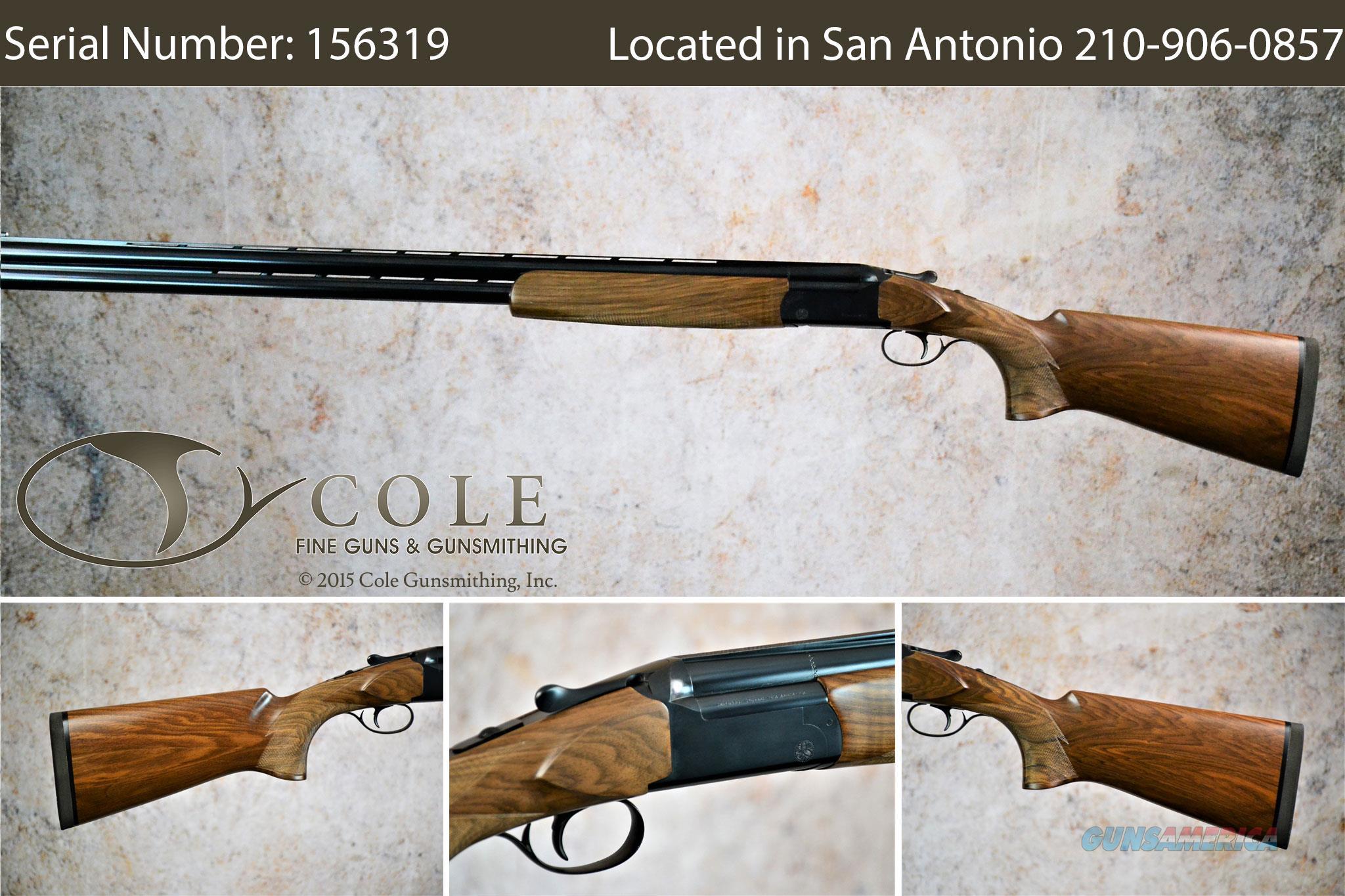 "Perazzi MXS Sporting 12g 32"" SN:#156319~~In Our San Antonio Store~~  Guns > Shotguns > Perazzi Shotguns"