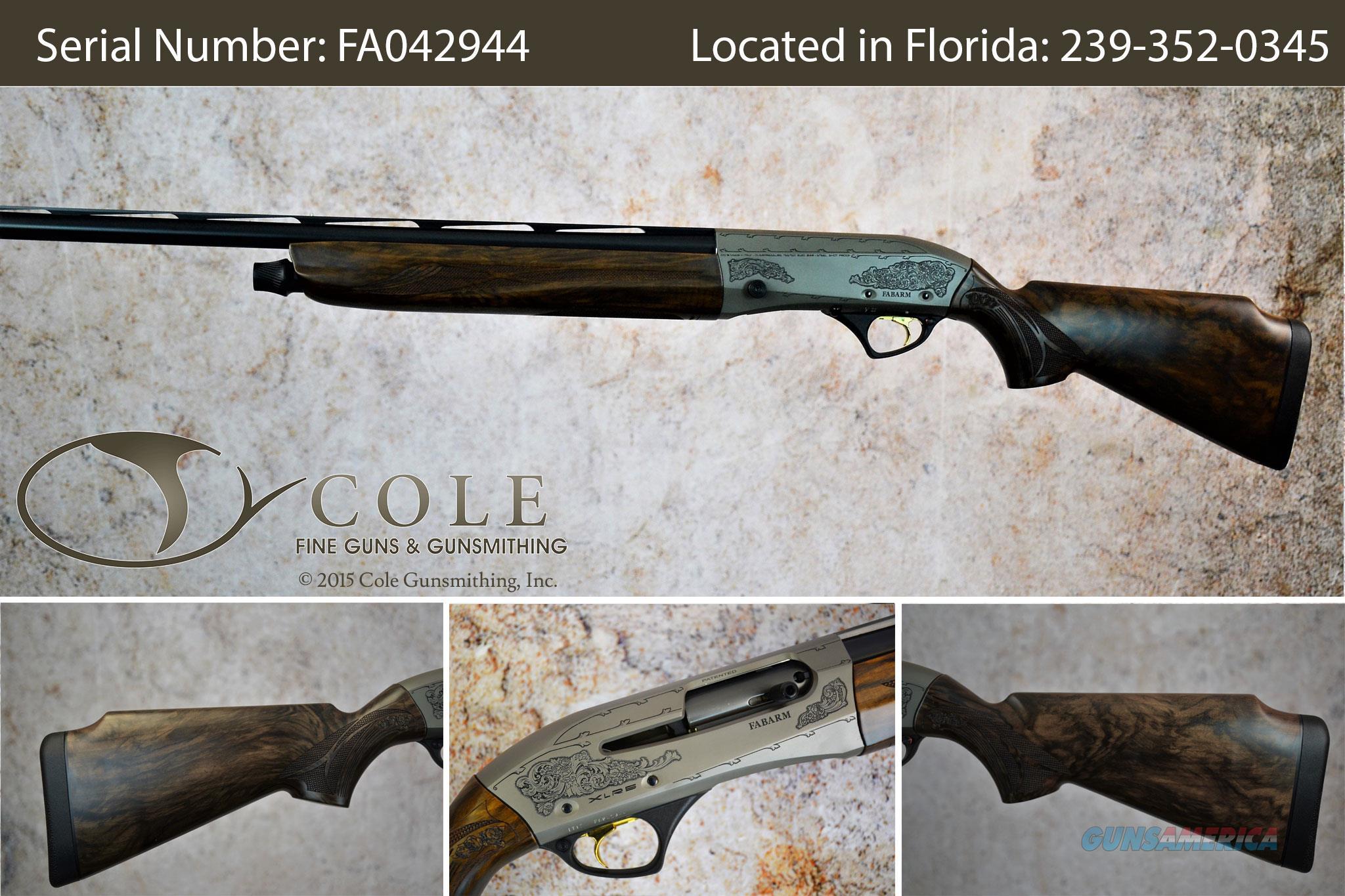"Fabarm Syren XLR5 12g 28"" or 30"" Sporting  Guns > Shotguns > Fabarm (HK) Shotguns"