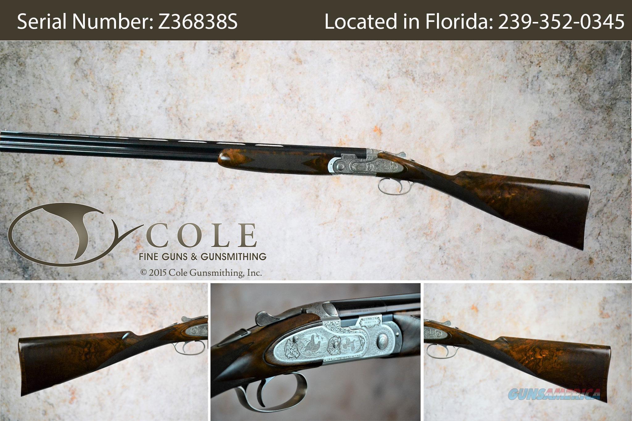 "Beretta 687 Classic Field 20-28g 28"" SN:#Z36838S~~Demo~~Special Pricing~~  Guns > Shotguns > Beretta Shotguns > O/U > Hunting"