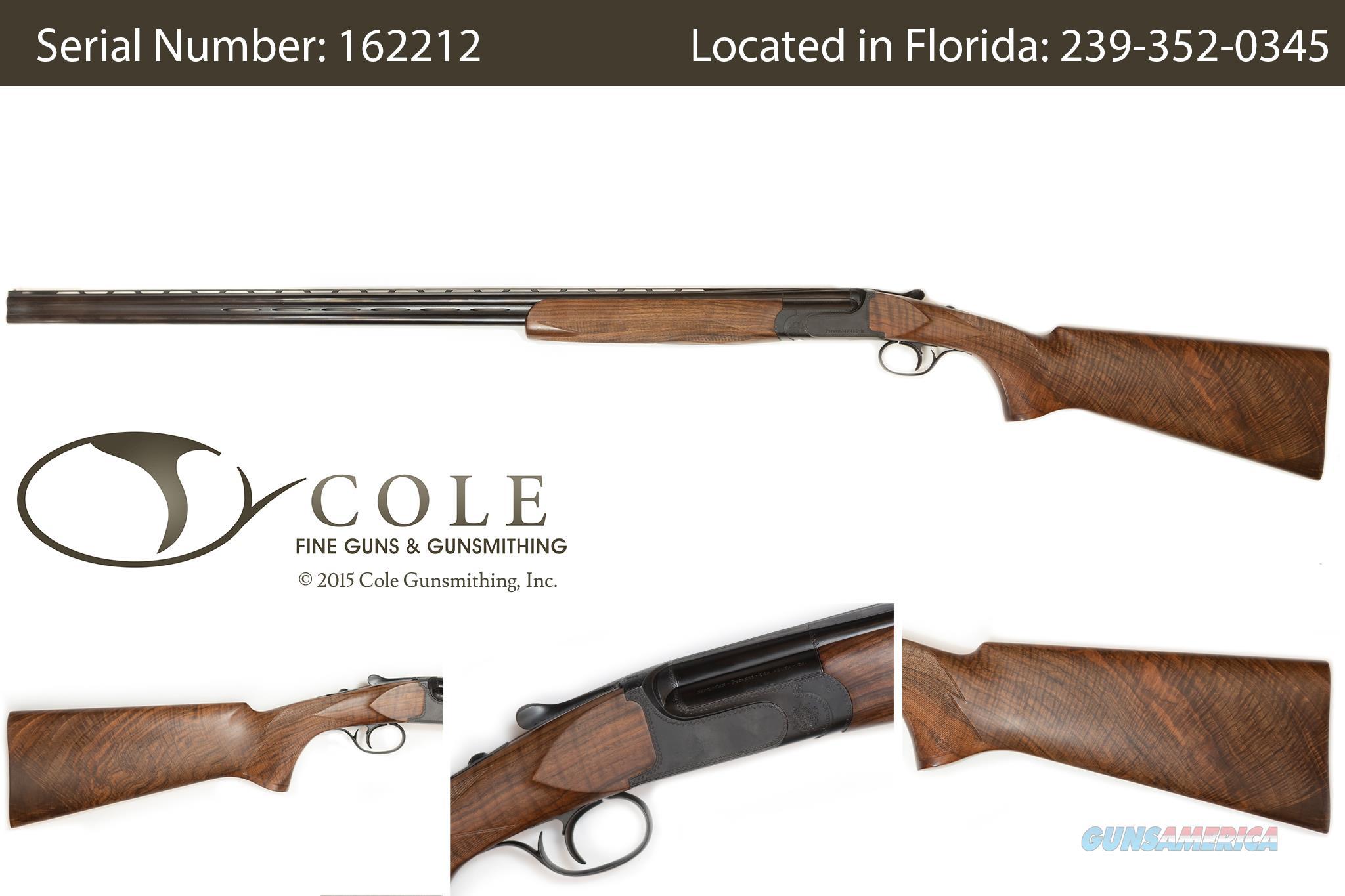 Perazzi MX 410ga Sporting Shotgun Serial #162212  Guns > Shotguns > Perazzi Shotguns