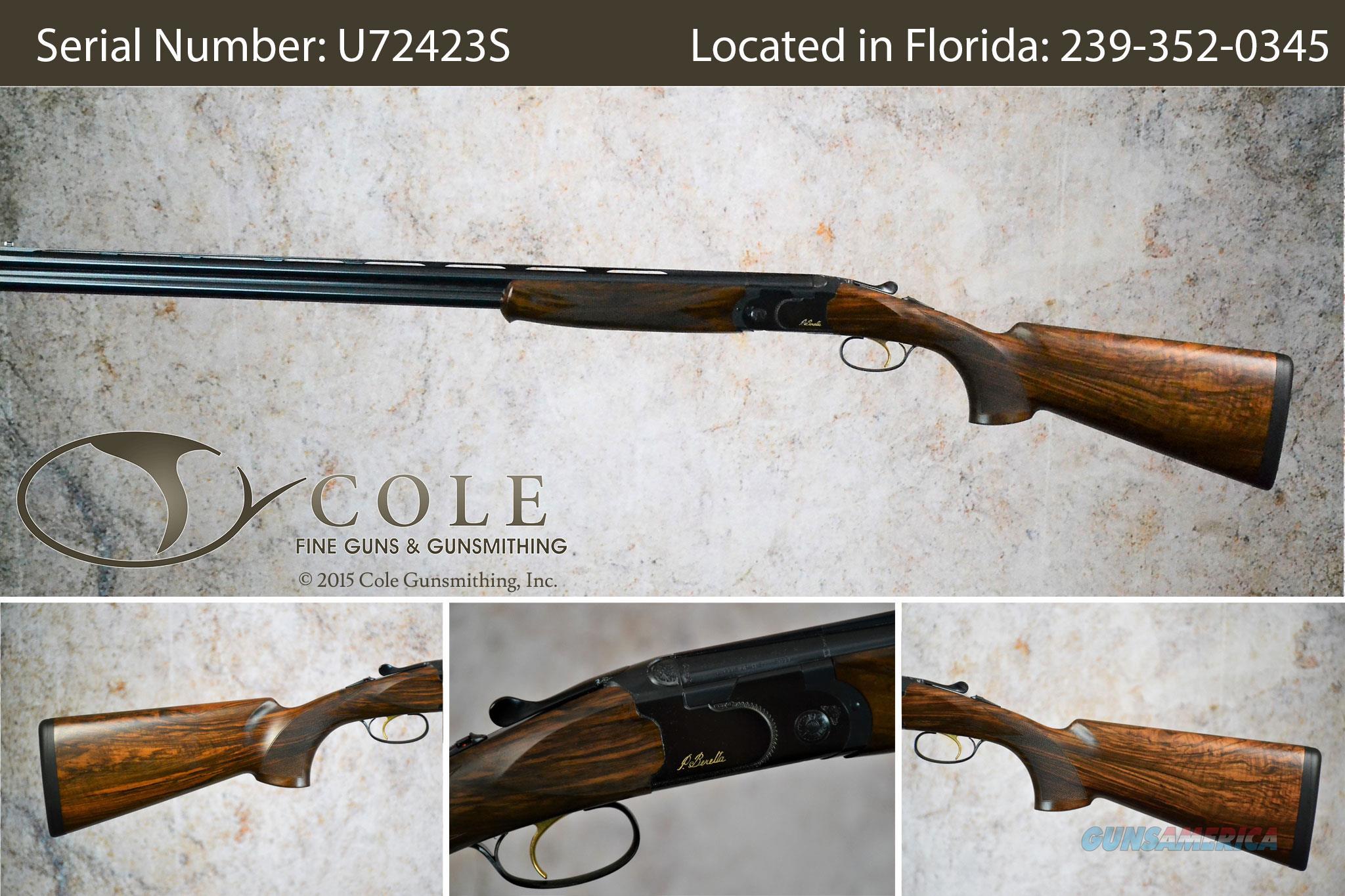 "Beretta 686 Onyx Pro Sporting 20g 30"" SN:#U72423S  Guns > Shotguns > Beretta Shotguns > O/U > Trap/Skeet"
