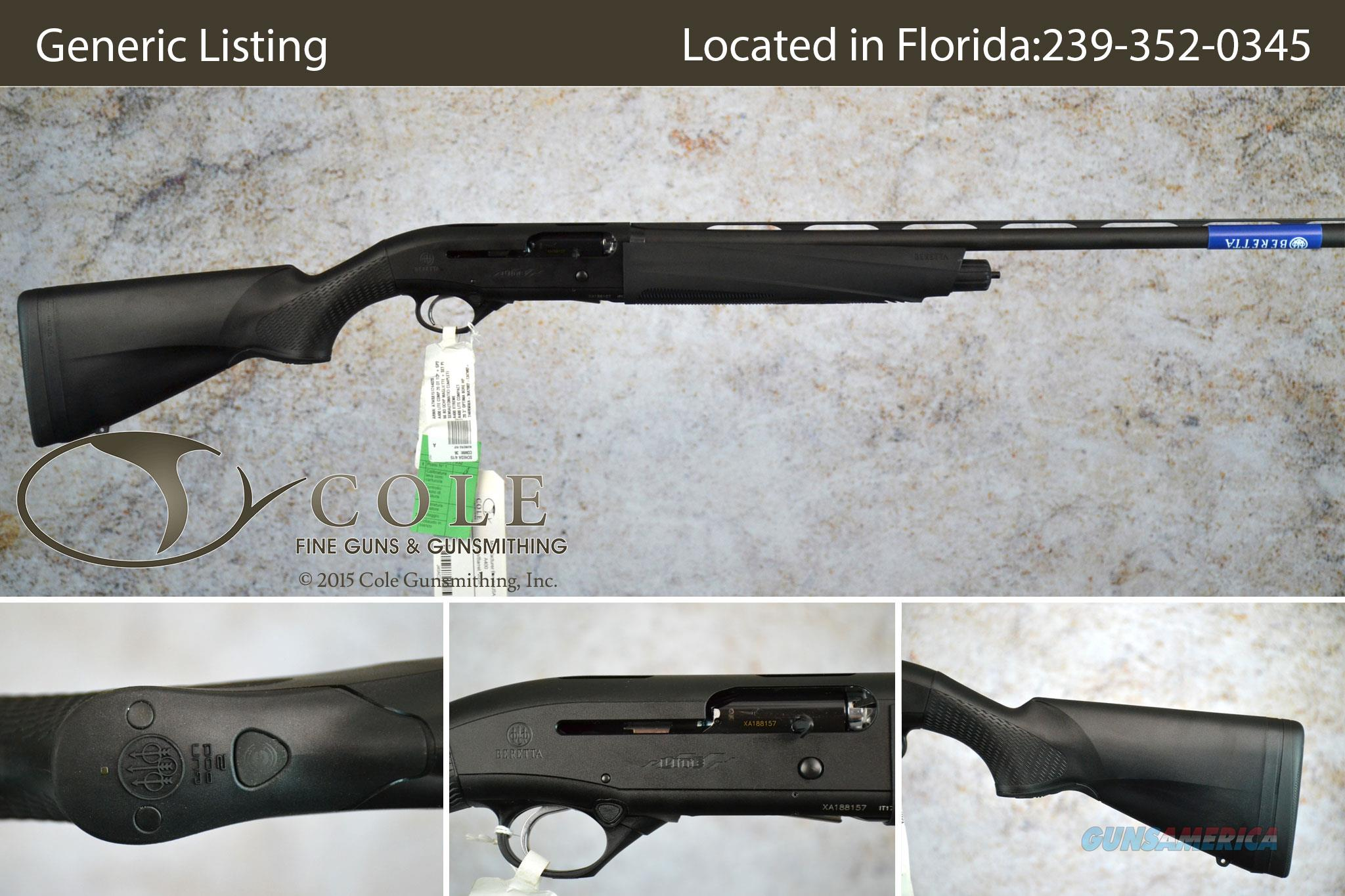 "Beretta A400 Lite Compact Synthetic 20ga 26"" Field Shotgun w/ GunPod 2  Guns > Shotguns > Beretta Shotguns > Single Barrel"