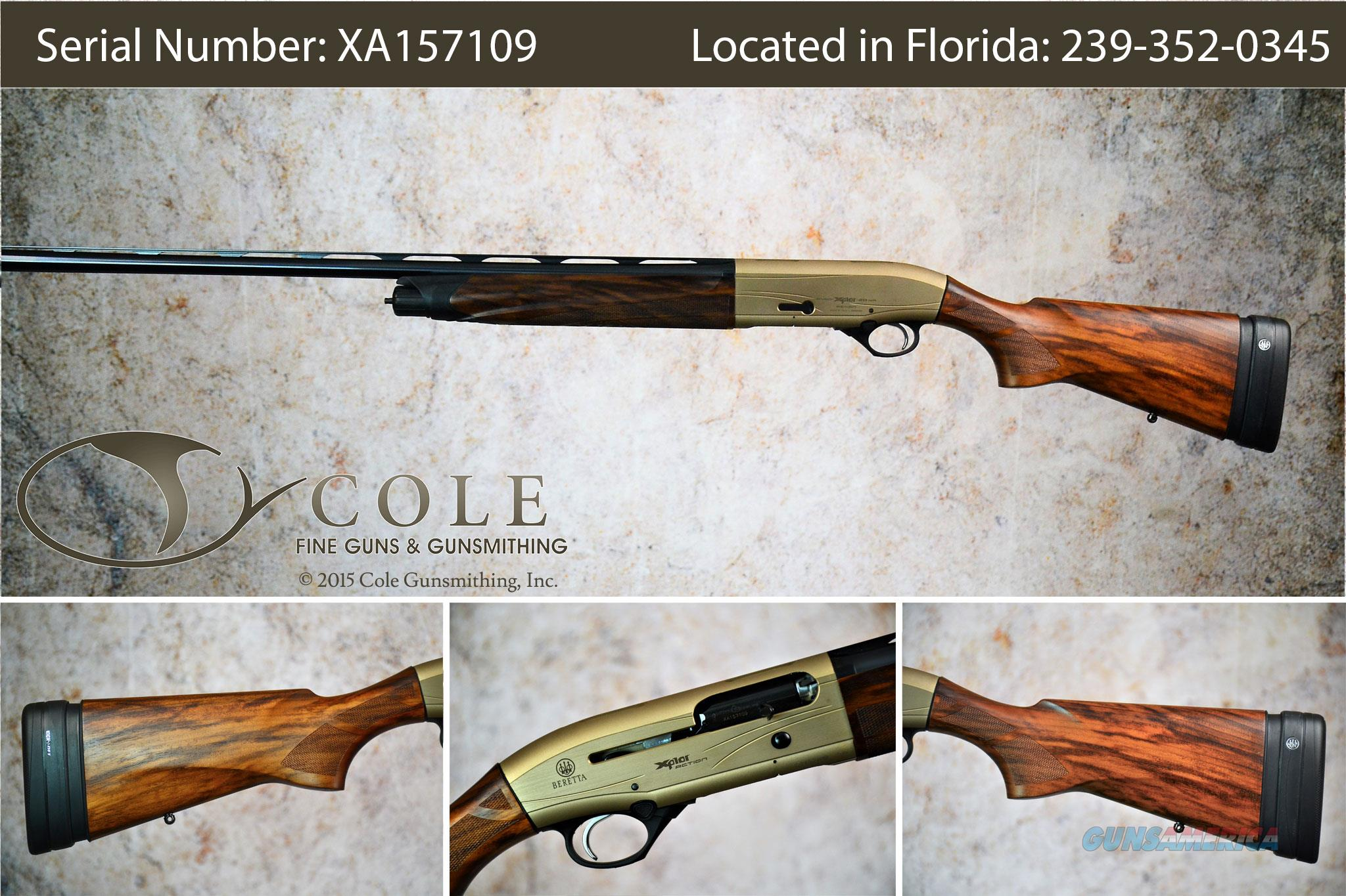 "Beretta A400 Explor Field 20g 28"" SN:#XA157109 ~~Pre-Owned~~  Guns > Shotguns > Beretta Shotguns > Single Barrel"