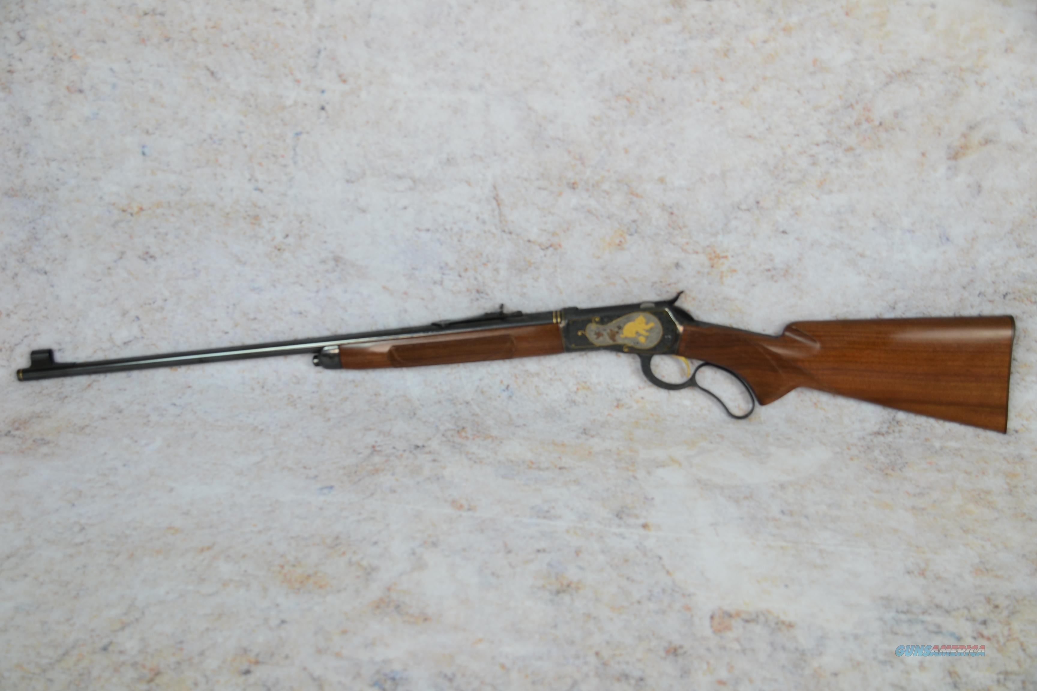Browning M-65 .218 Bee Leveraction  Guns > Rifles > Browning Rifles > Lever Action