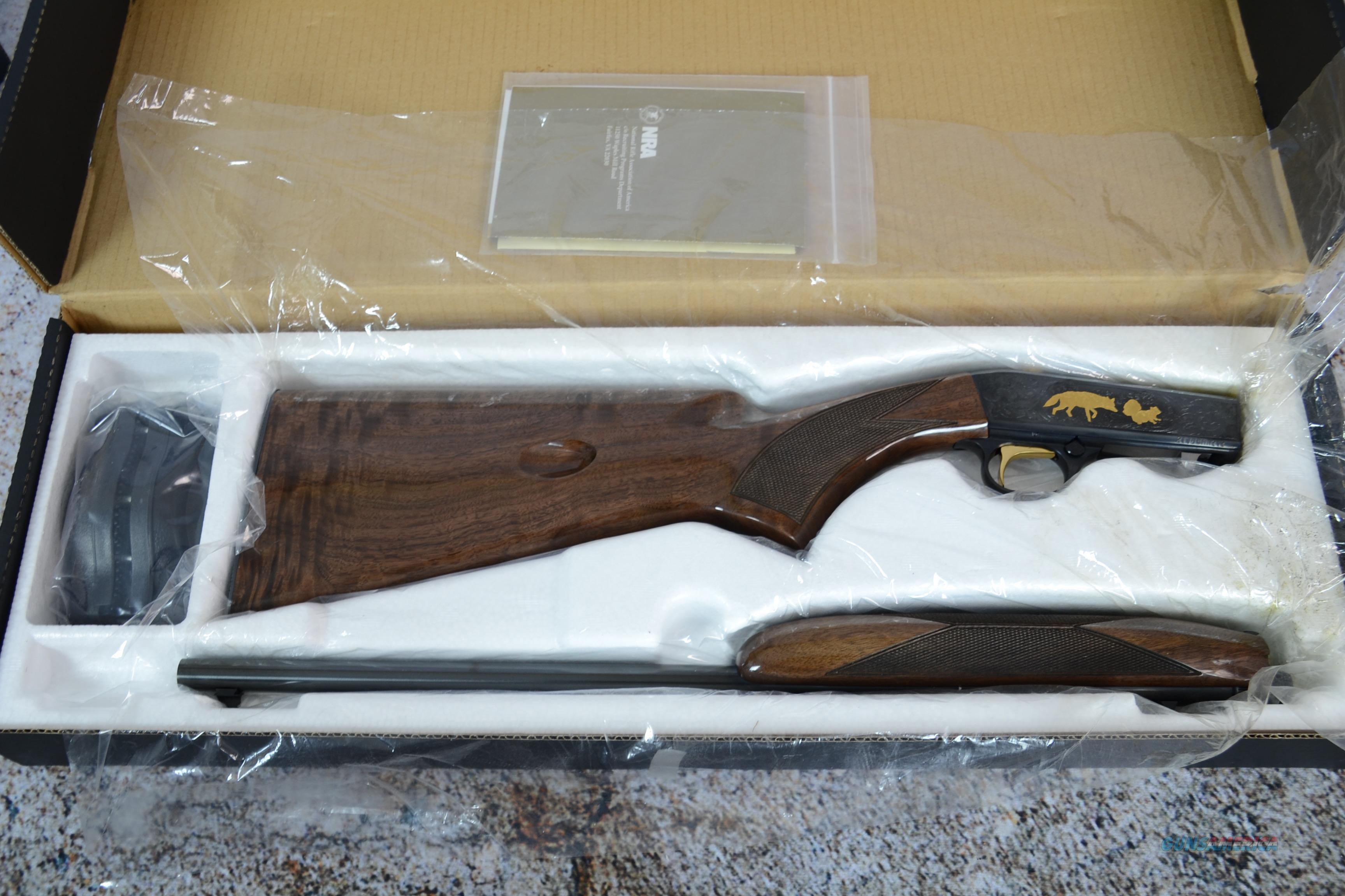 Browning Auto Grade VI .22 New in Box  Guns > Rifles > Browning Rifles > Semi Auto > Hunting