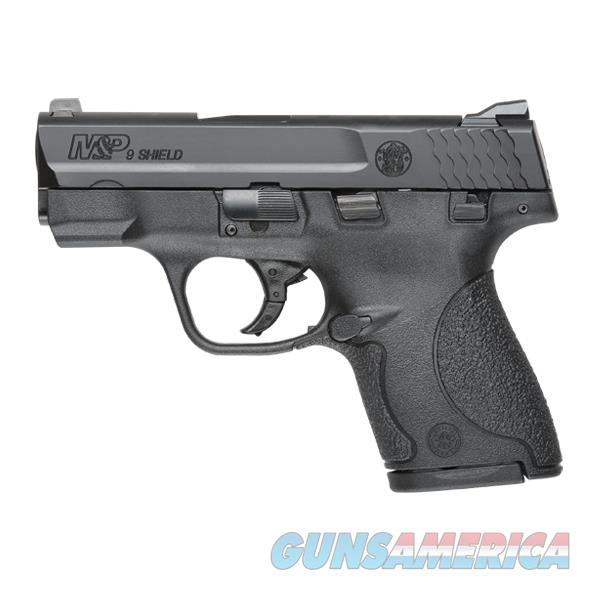NEW S&W MM&P SHIELD 9MM (NO MANUAL SAFETY)  Guns > Pistols > Smith & Wesson Pistols - Autos > Shield