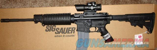 SIG SAUER M400 5.56/223  RIFLE WITH PRISMATIC SIGHT!  Guns > Rifles > Sig - Sauer/Sigarms Rifles