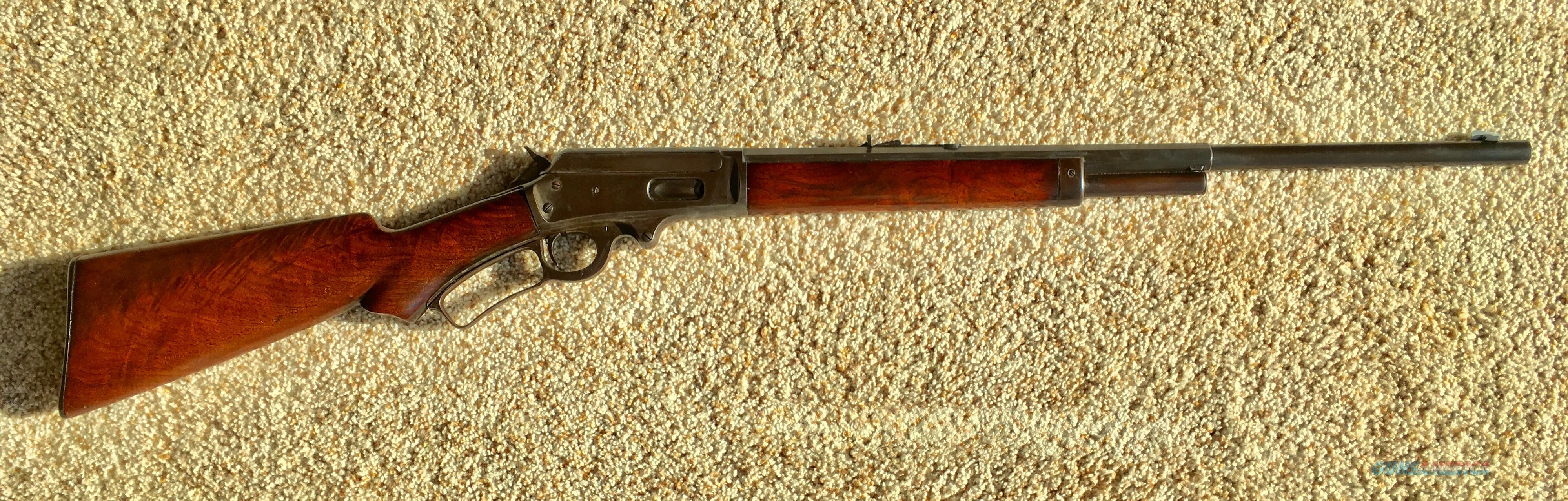 Marlin 1893 30-30 Lightweight  Guns > Rifles > Marlin Rifles > Modern > Lever Action