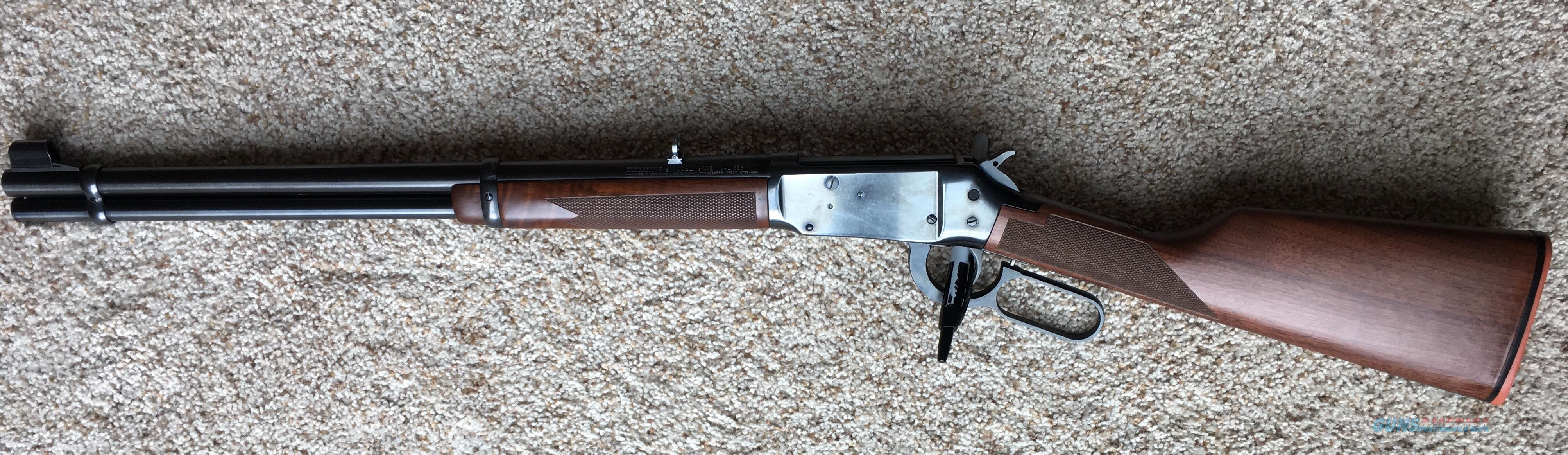 Winchester Big Bore Angle Eject XTR 356 1994 Unfired  Guns > Rifles > Winchester Rifles - Modern Lever > Model 94 > Post-64