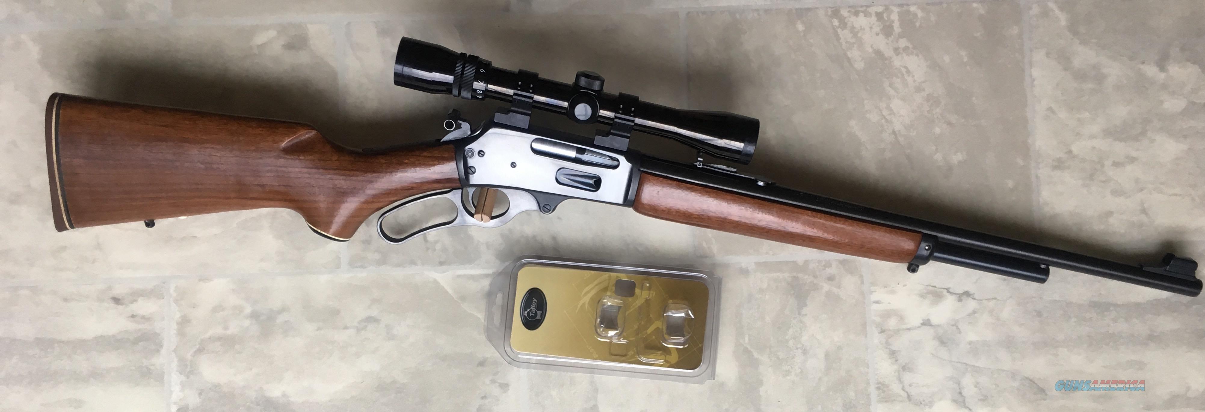 Marlin 336ER 356 Winchester Cal  Guns > Rifles > Marlin Rifles > Modern > Lever Action