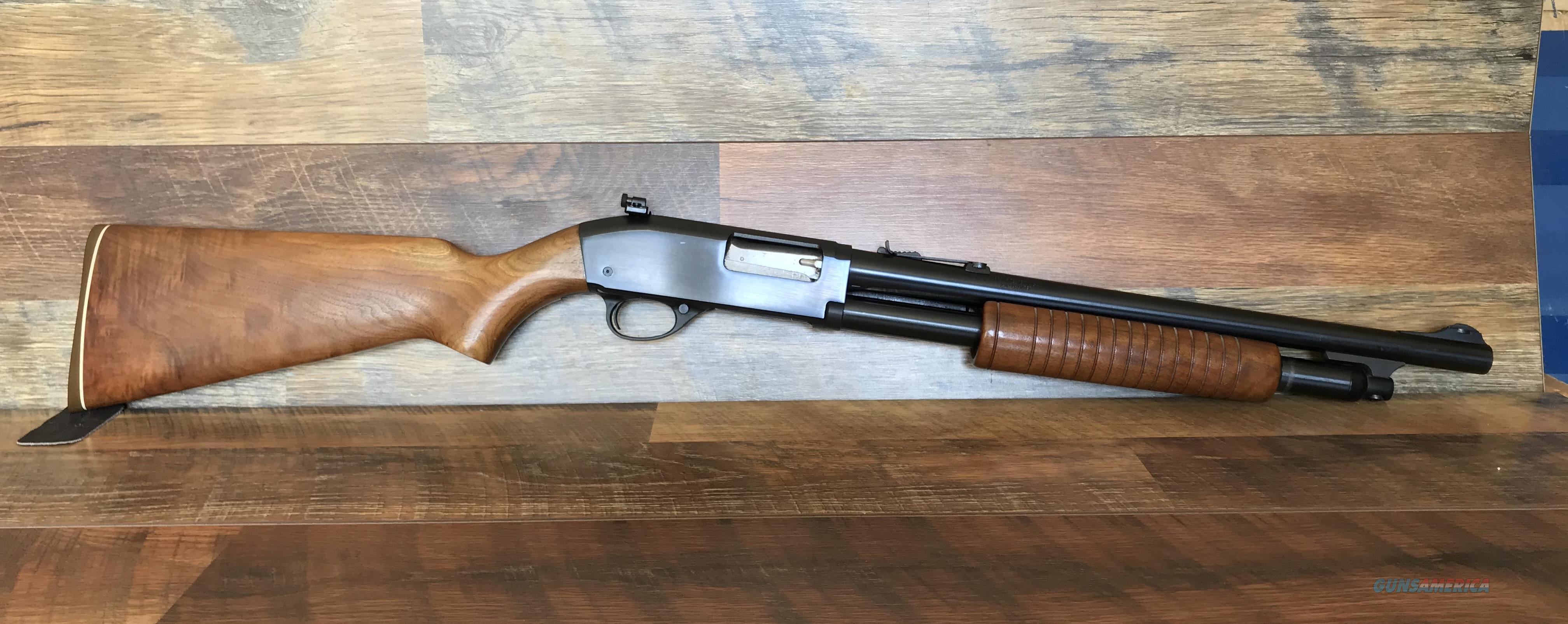 High Standard Flite King Brush model K-102  Guns > Shotguns > High Standard Shotguns