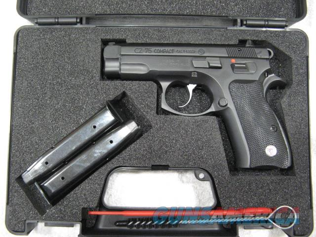 CZ 75 Compact 14+1 9MM  Guns > Pistols > CZ Pistols