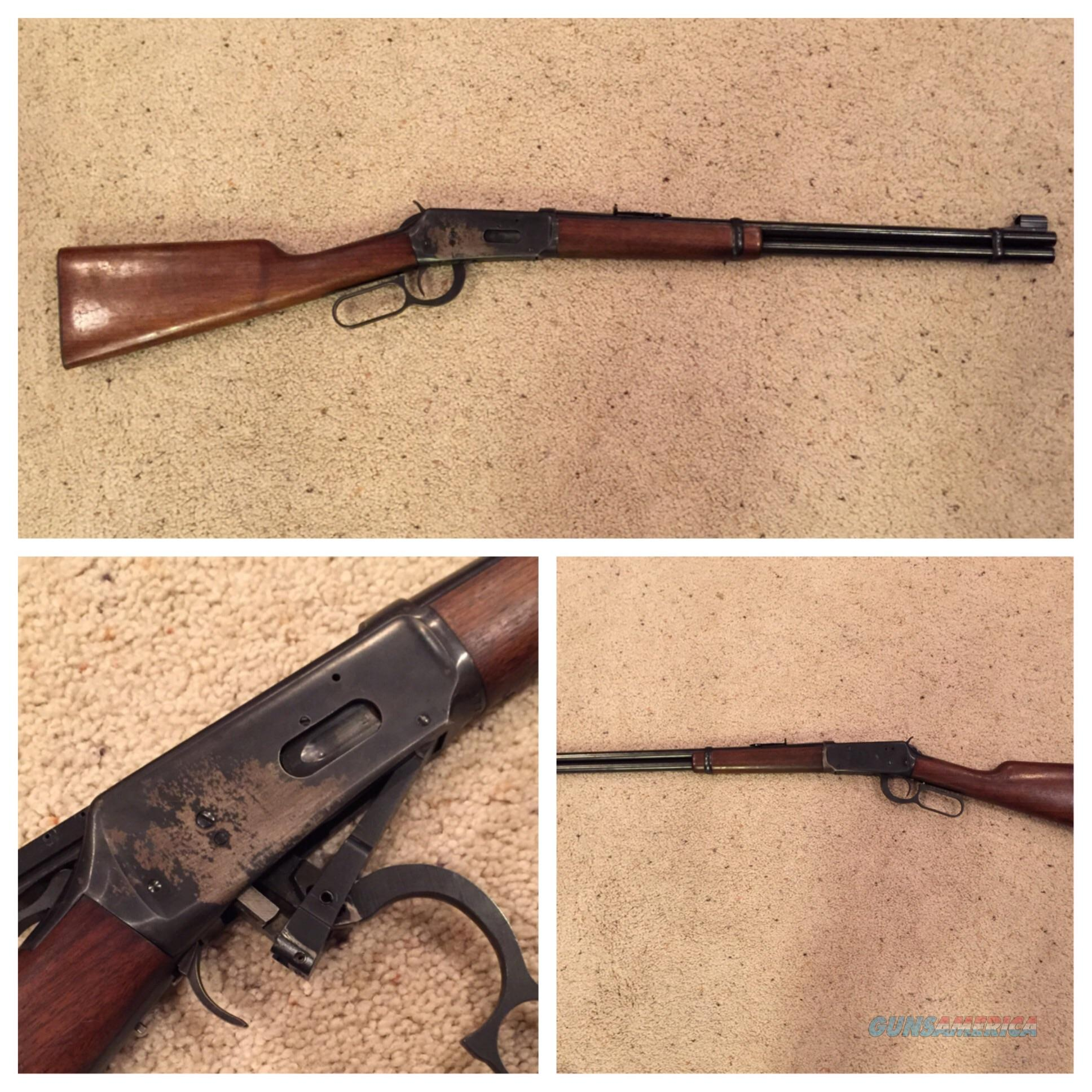 Winchester Model 94 30-30 Post 64 Lever Action Rifle  Guns > Rifles > Winchester Rifles - Modern Lever > Model 94 > Post-64