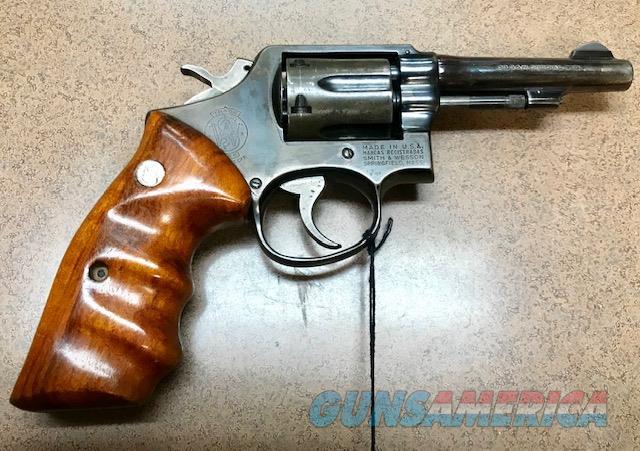 Smith & Wesson 10-5 38spl  Guns > Pistols > Smith & Wesson Revolvers > Model 10