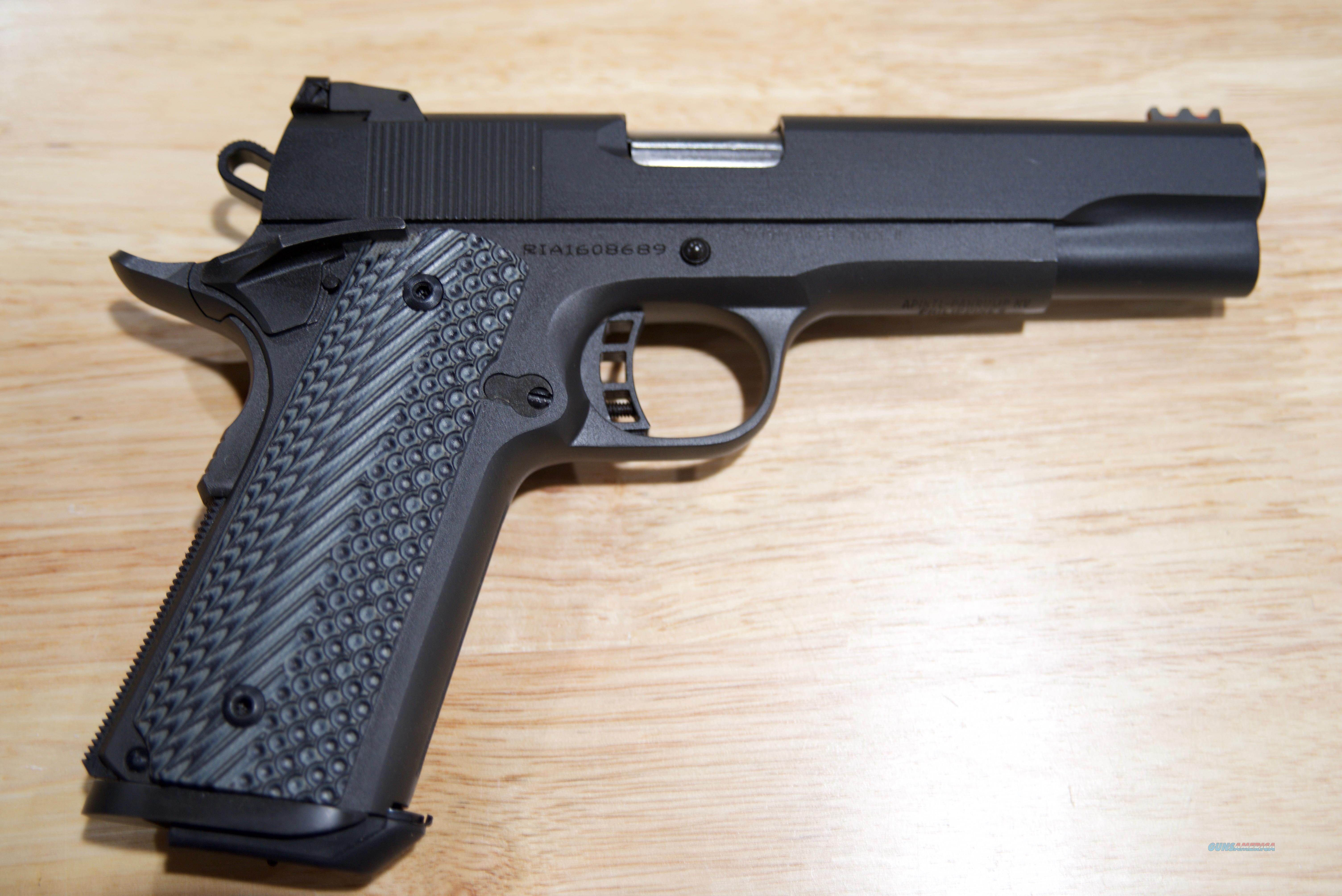 Rock Island Armory  A Fs Tactical