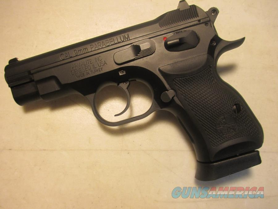 Armalite AR24-K 9mm pistol, like new with 3 factory mags/case/manual  Guns > Pistols > Armalite Pistols