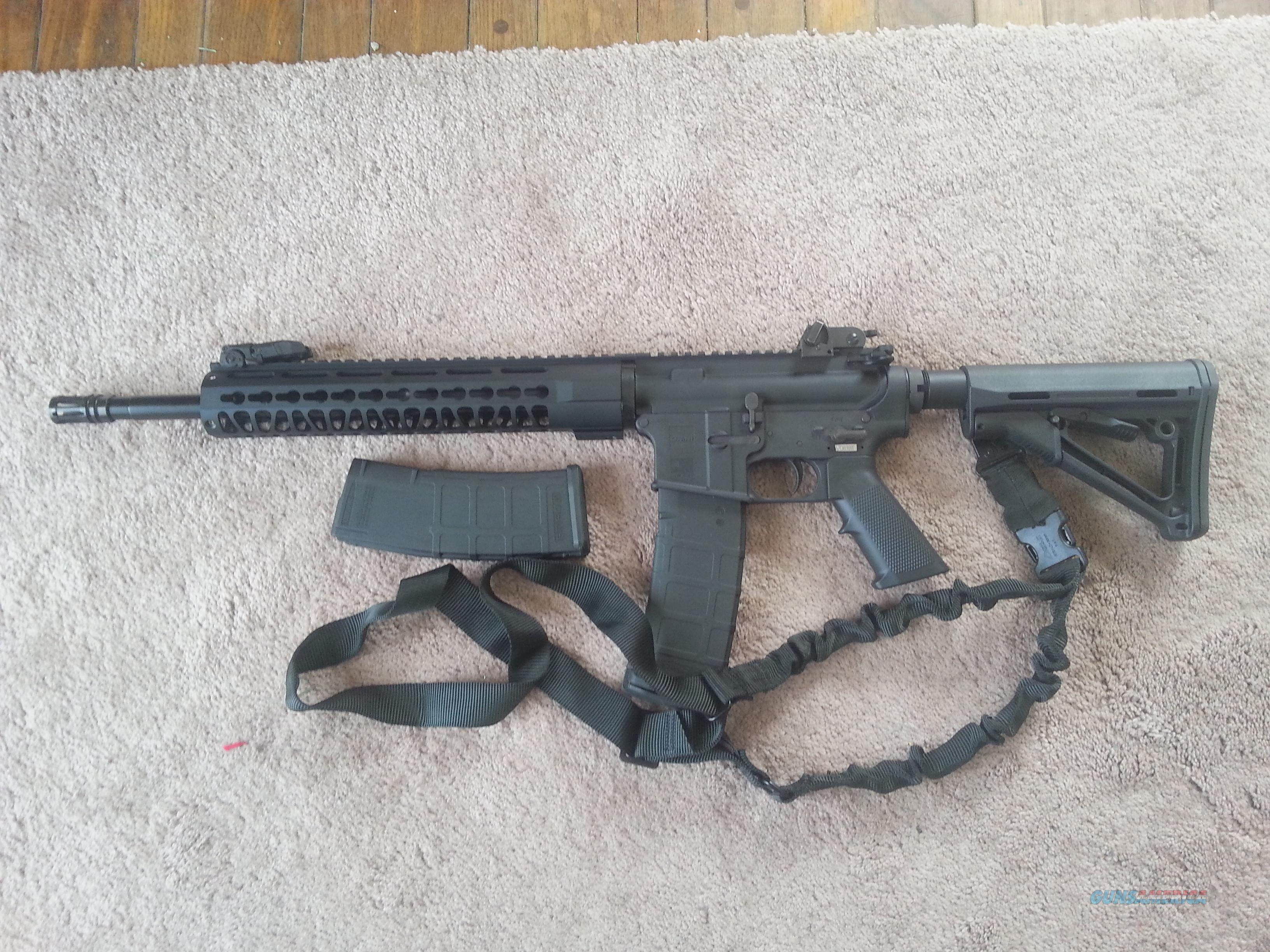 Ar-15 OMNI polymer lower, complete and ready to go, brand new  Guns > Rifles > AR-15 Rifles - Small Manufacturers > Complete Rifle