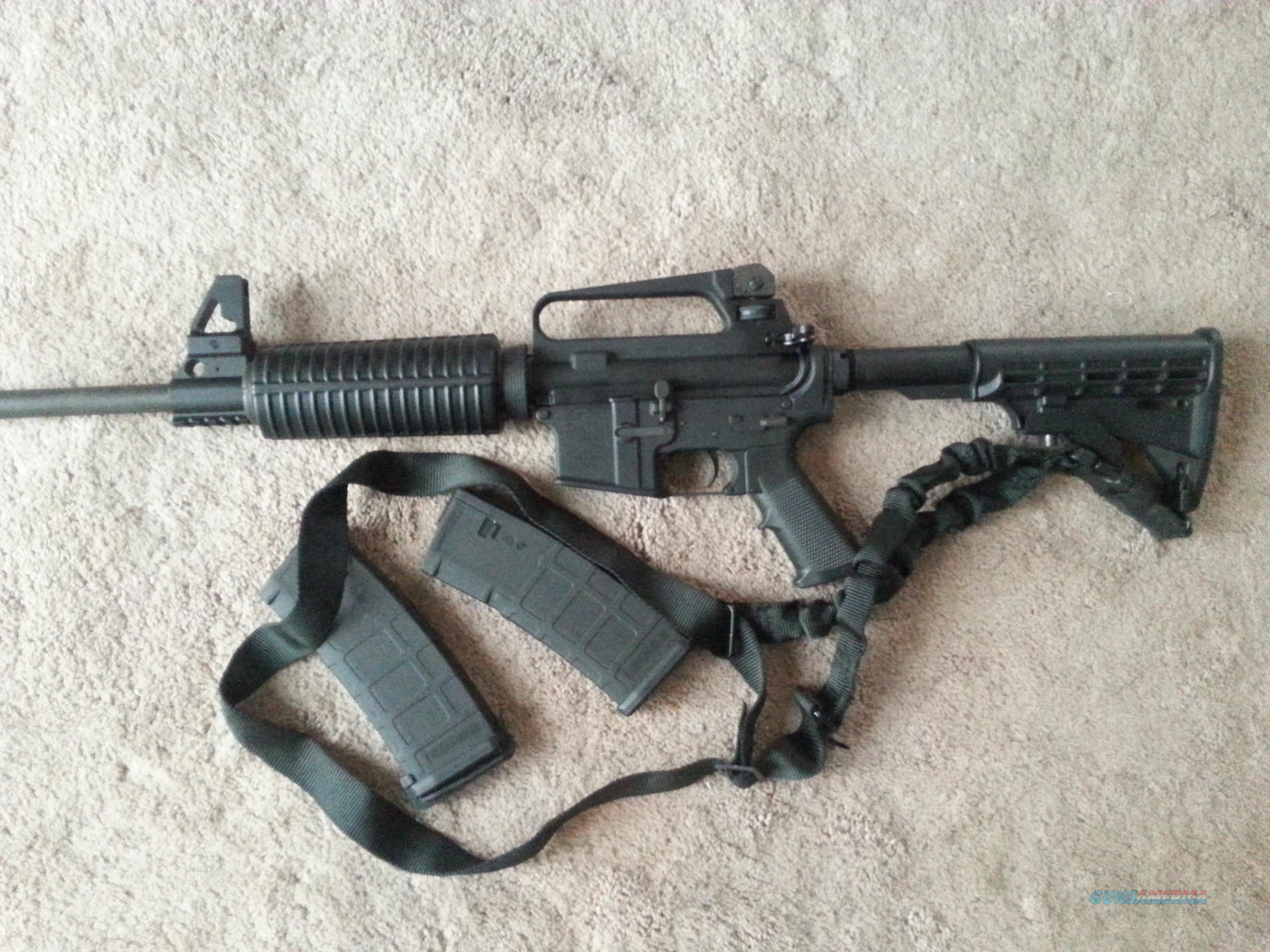 AR15 M&P15 with colt upper SAFE Act Compliant  Guns > Rifles > Smith & Wesson Rifles > M&P