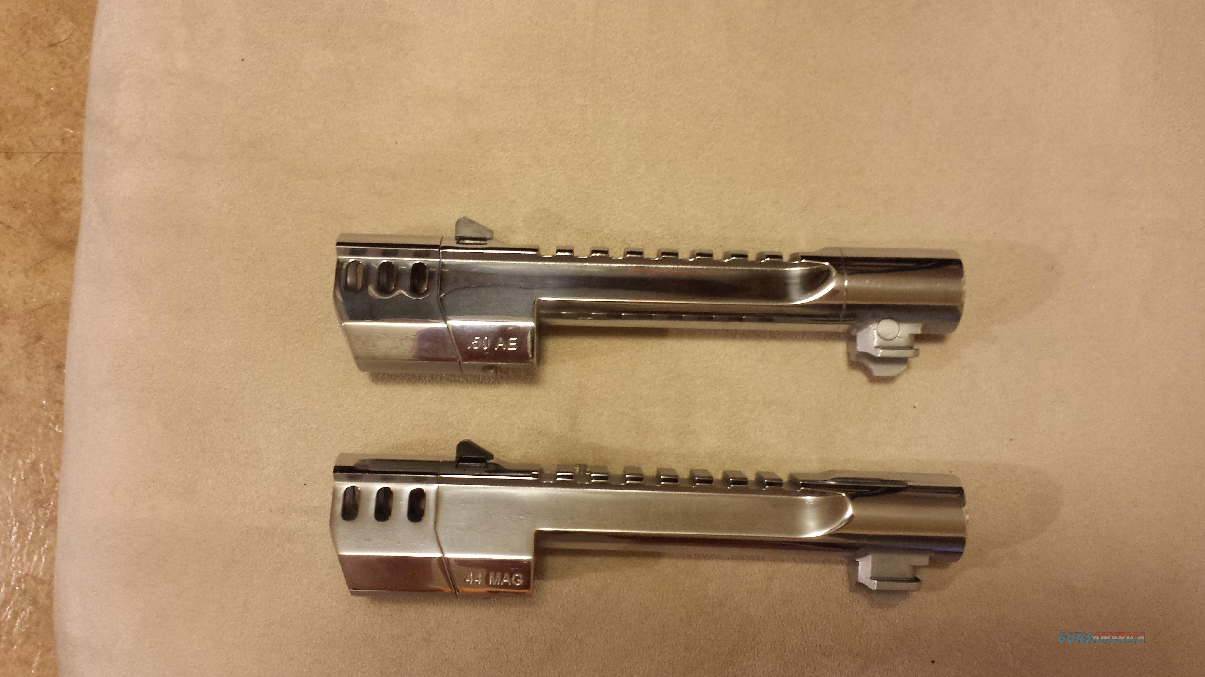 Desert Eagle Barrels with Muzzle Brake, 50AE & 44MAG  Guns > Pistols > Desert Eagle/IMI Pistols > Desert Eagle