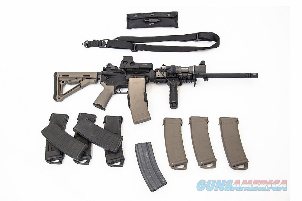 Custom Rock River Arms Pro Government AR-15  Guns > Rifles > Rock River Arms Rifles