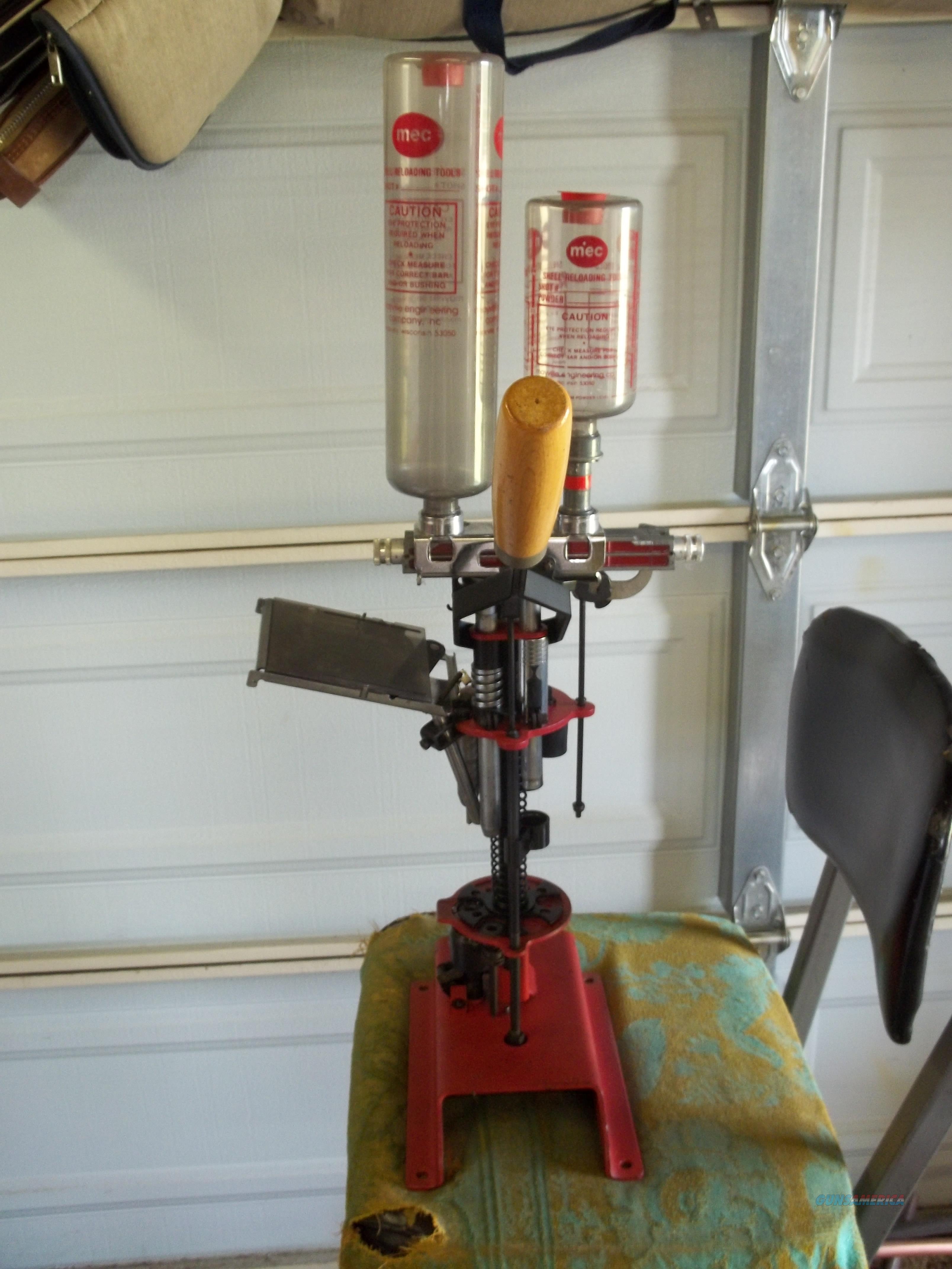 MEC 650 Grabber 12 Ga. Reloading Press #762R  Non-Guns > Reloading > Equipment > Shotshell > Presses
