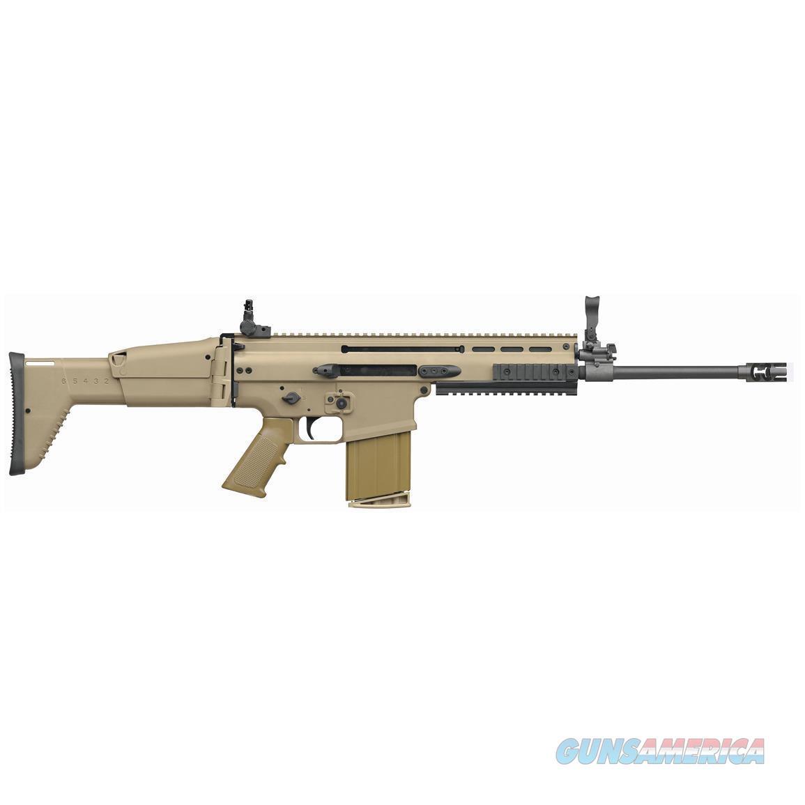 FN SCAR 17S Flat Dark Earth For Sale