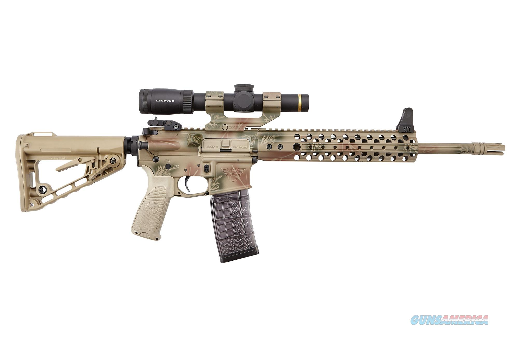 Wilson Combat Paul Howe Tactical with Leupold XV-6   Guns > Rifles > Wilson Combat Rifles