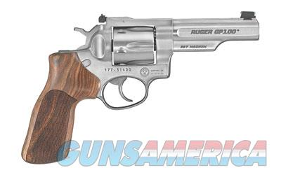 "RUGER GP100 MATCH 357MAG 4.2"" STN AS  Guns > Pistols > Ruger Double Action Revolver > GP100"
