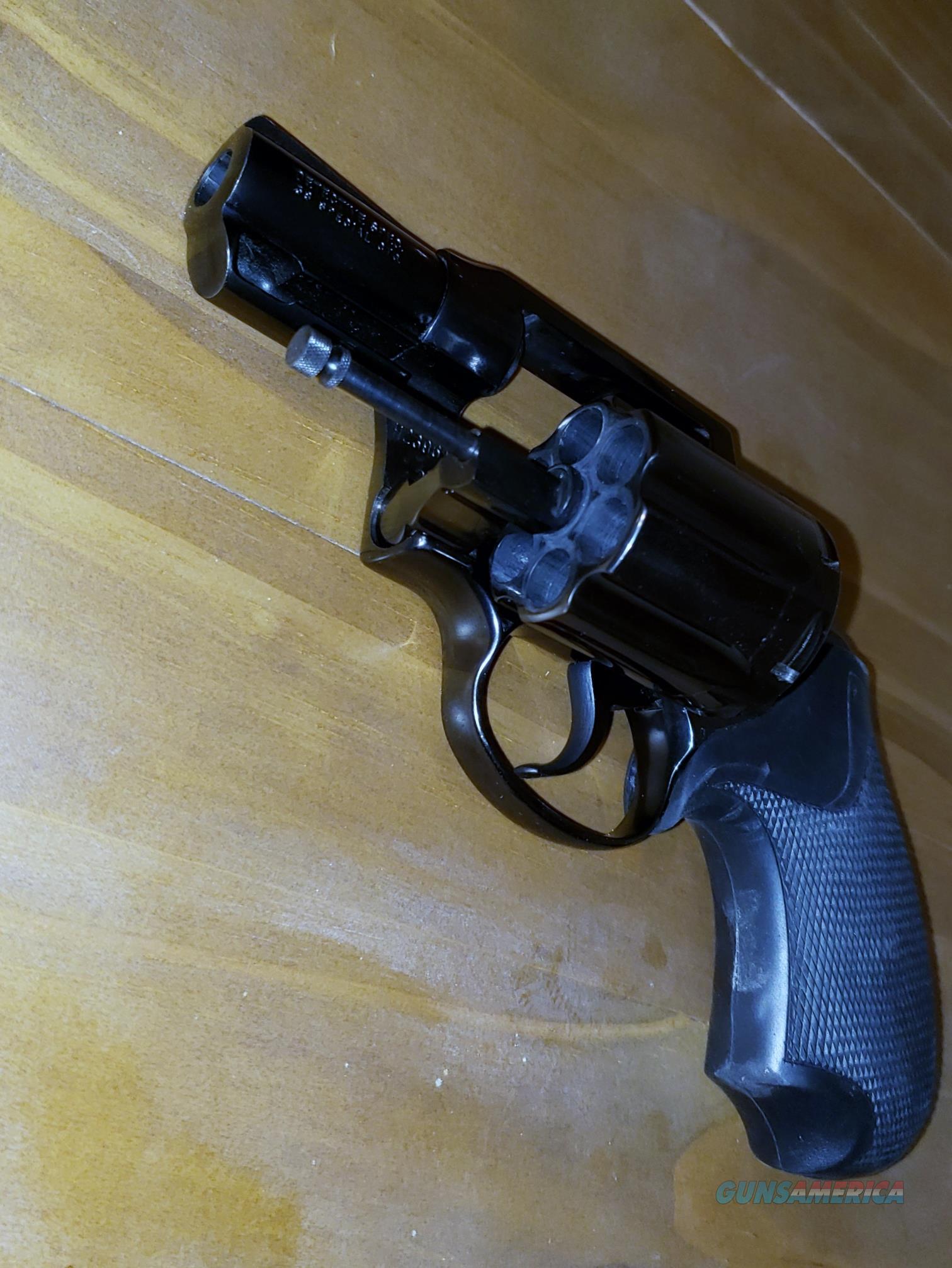 ColtH23961Detective Special.38  Guns > Pistols > Colt Single Action Revolvers - 3rd Gen.