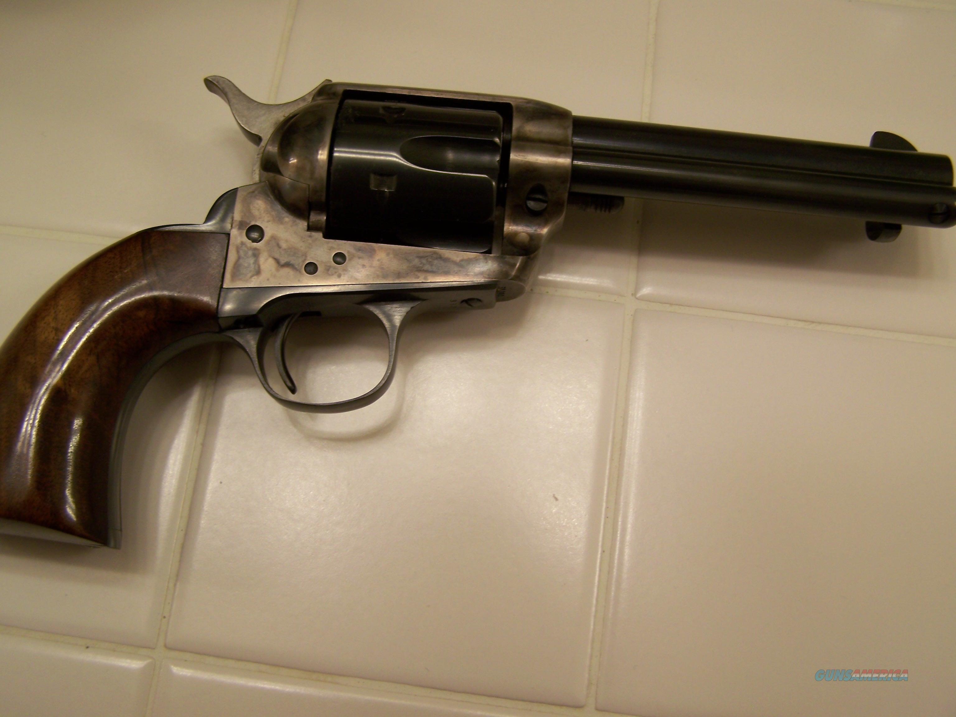Colt copy, over 30 yrs old 3 digit serial .  Guns > Pistols > Colt Replica (Italian, etc.) Pistols