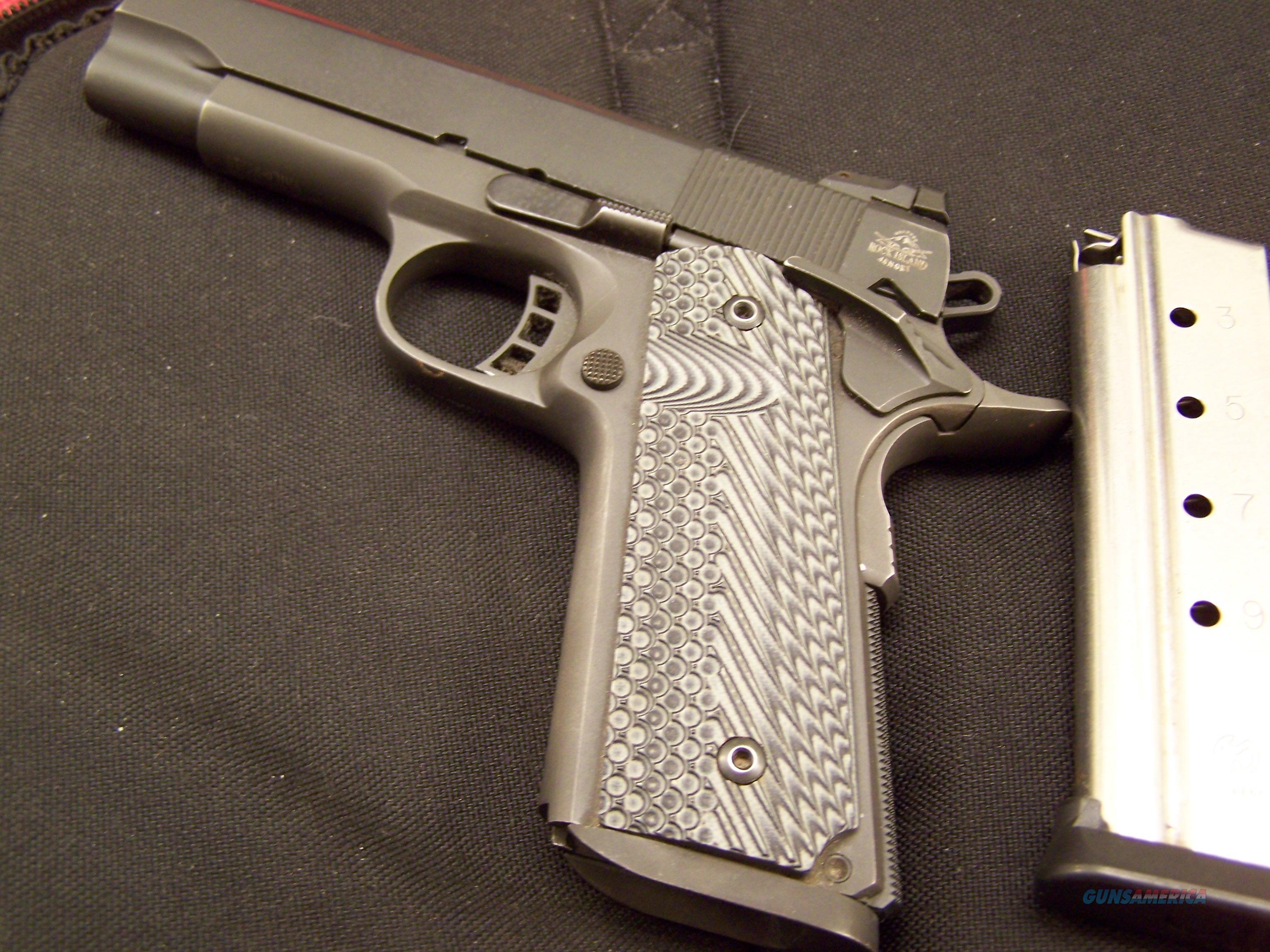 Rock Island 9mm tact 2  Guns > Pistols > 1911 Pistol Copies (non-Colt)
