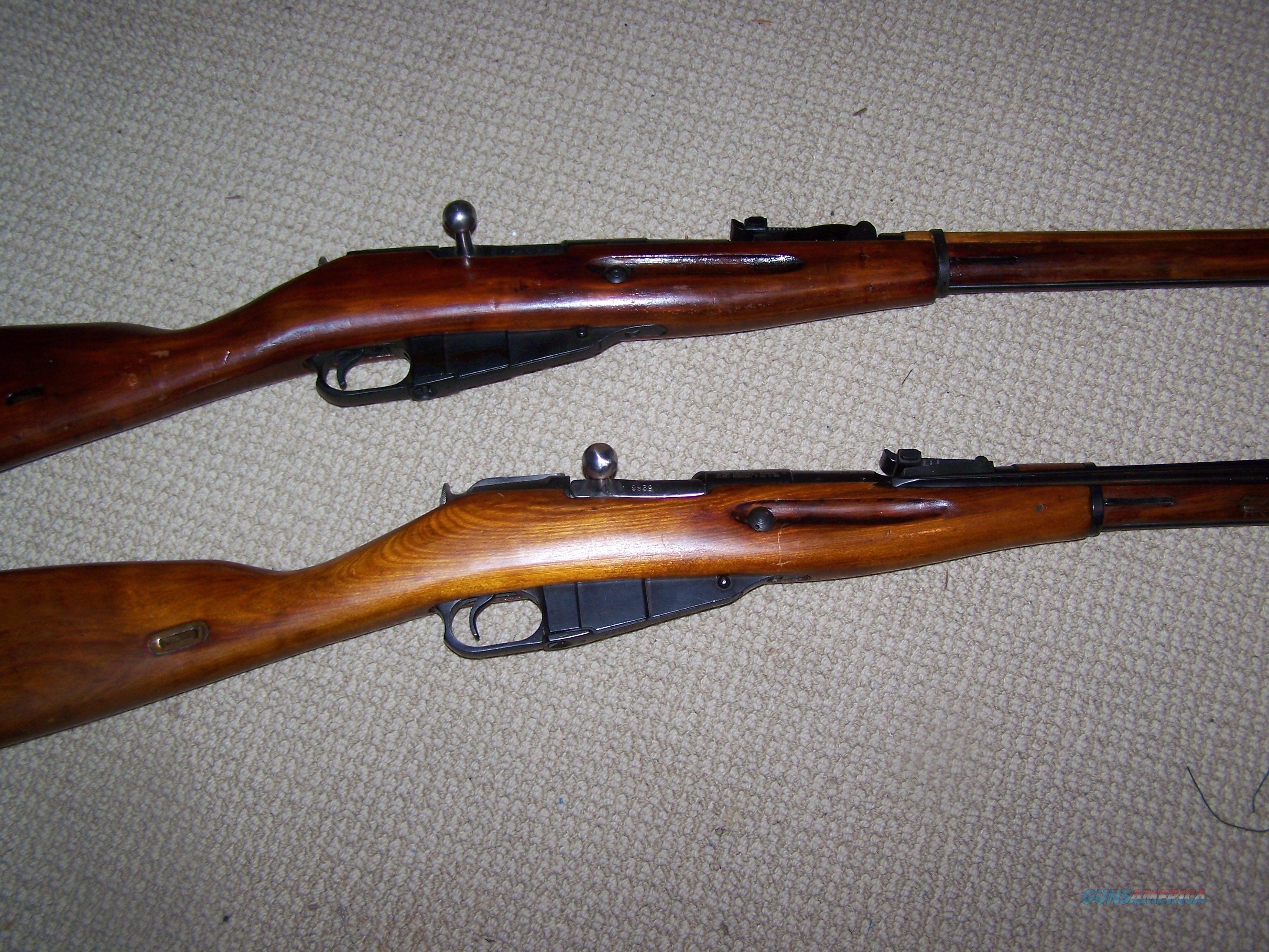 Mosin Nagant carbine 1948 mfg.  Guns > Rifles > Mosin-Nagant Rifles/Carbines